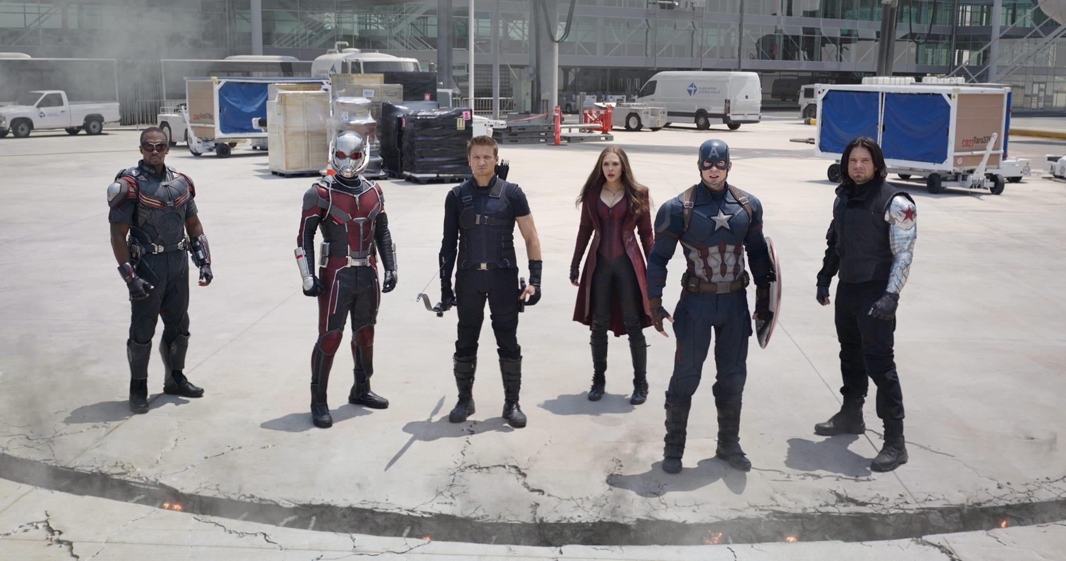 Marvel, MCU