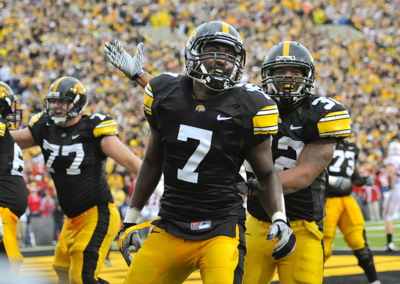 Marvin McNutt, Iowa Hawkeyes
