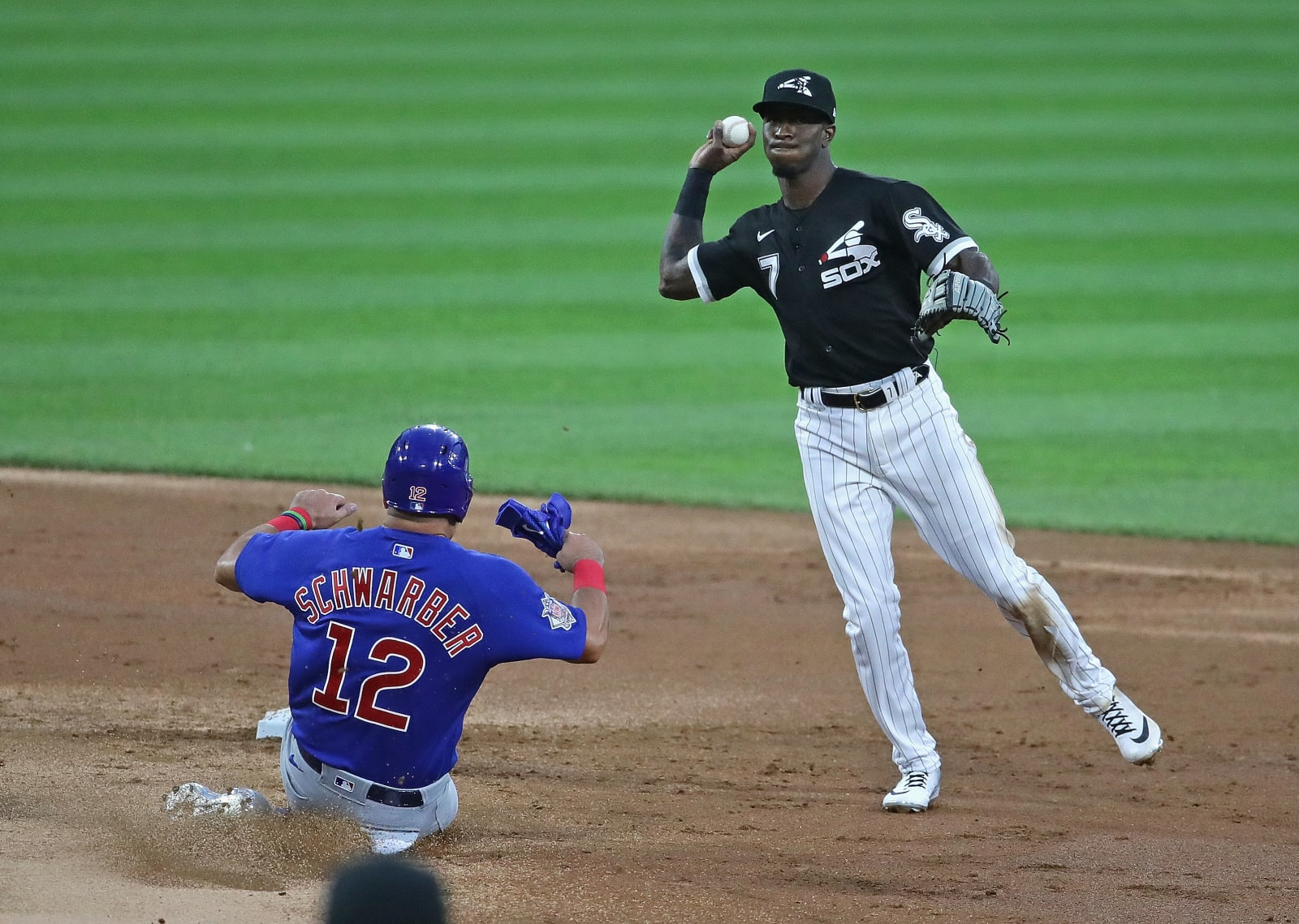 Chicago Cubs, Chicago White Sox