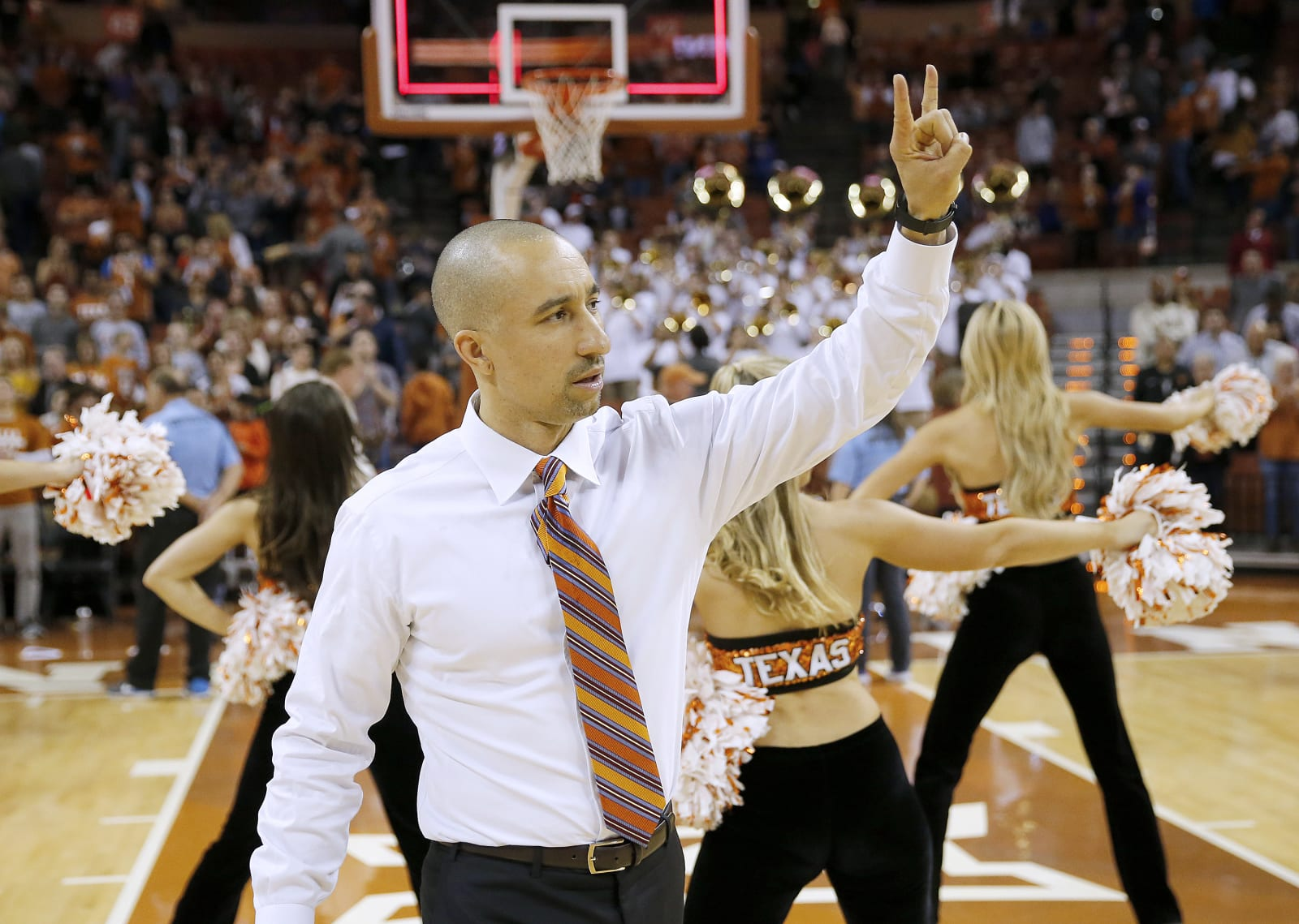 Shaka Smart, Texas Basketball