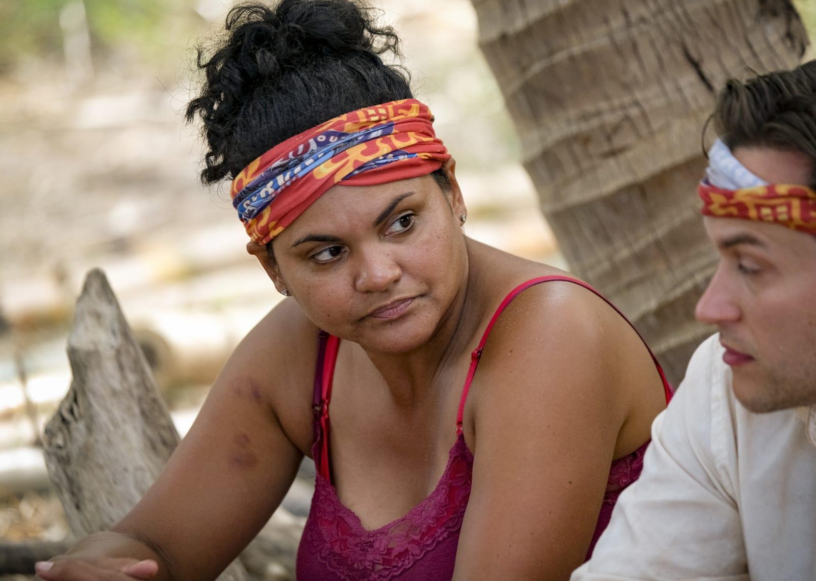 Sandra Diaz-Twine Survivor Winners at War episode 1