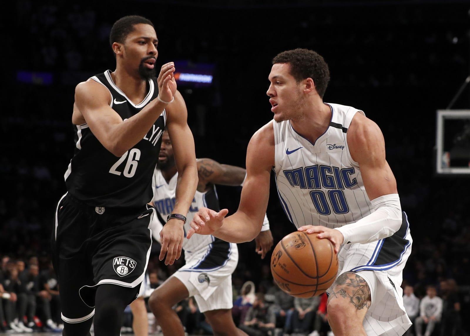 Brooklyn Nets Orlando Magic
