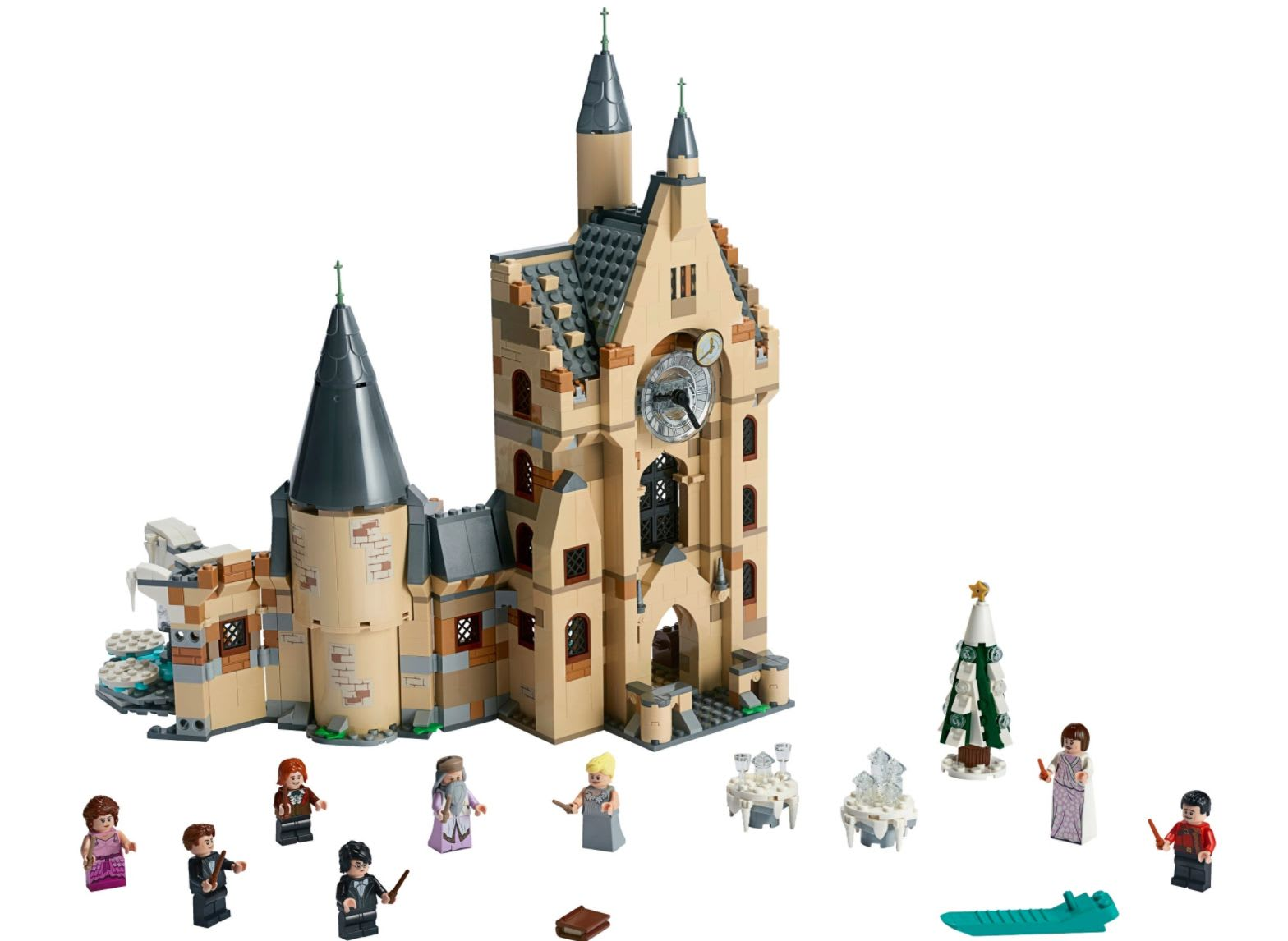 Discover the LEGO Harry Potter Clock Tower set at LEGO.