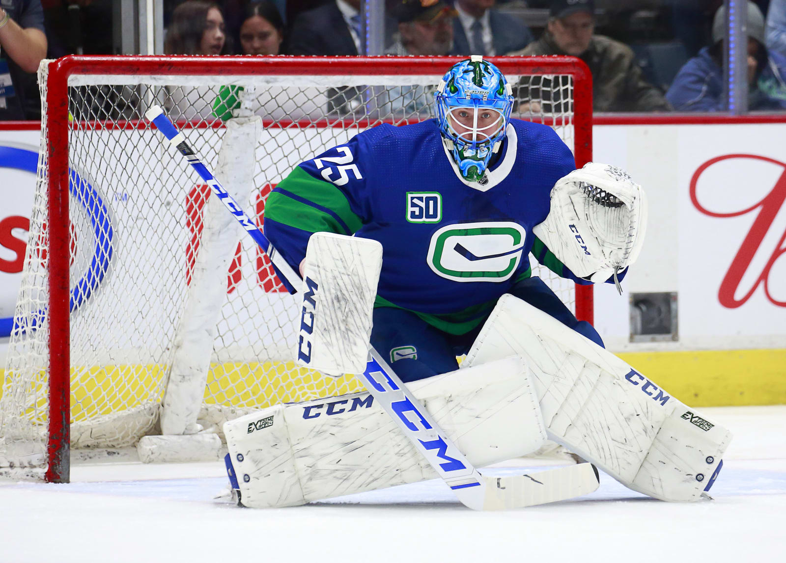 Vancouver Canucks The Dilemma With Jacob Markstrom