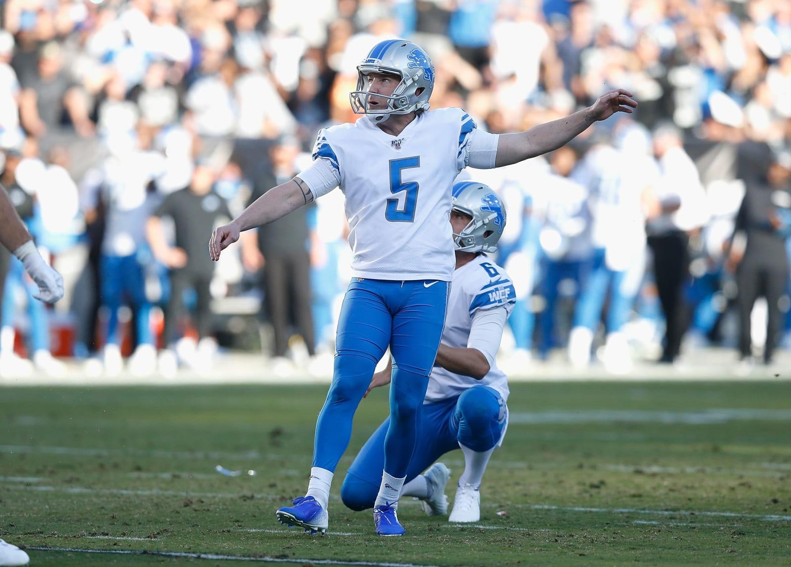 Matt Prater, Detroit Lions