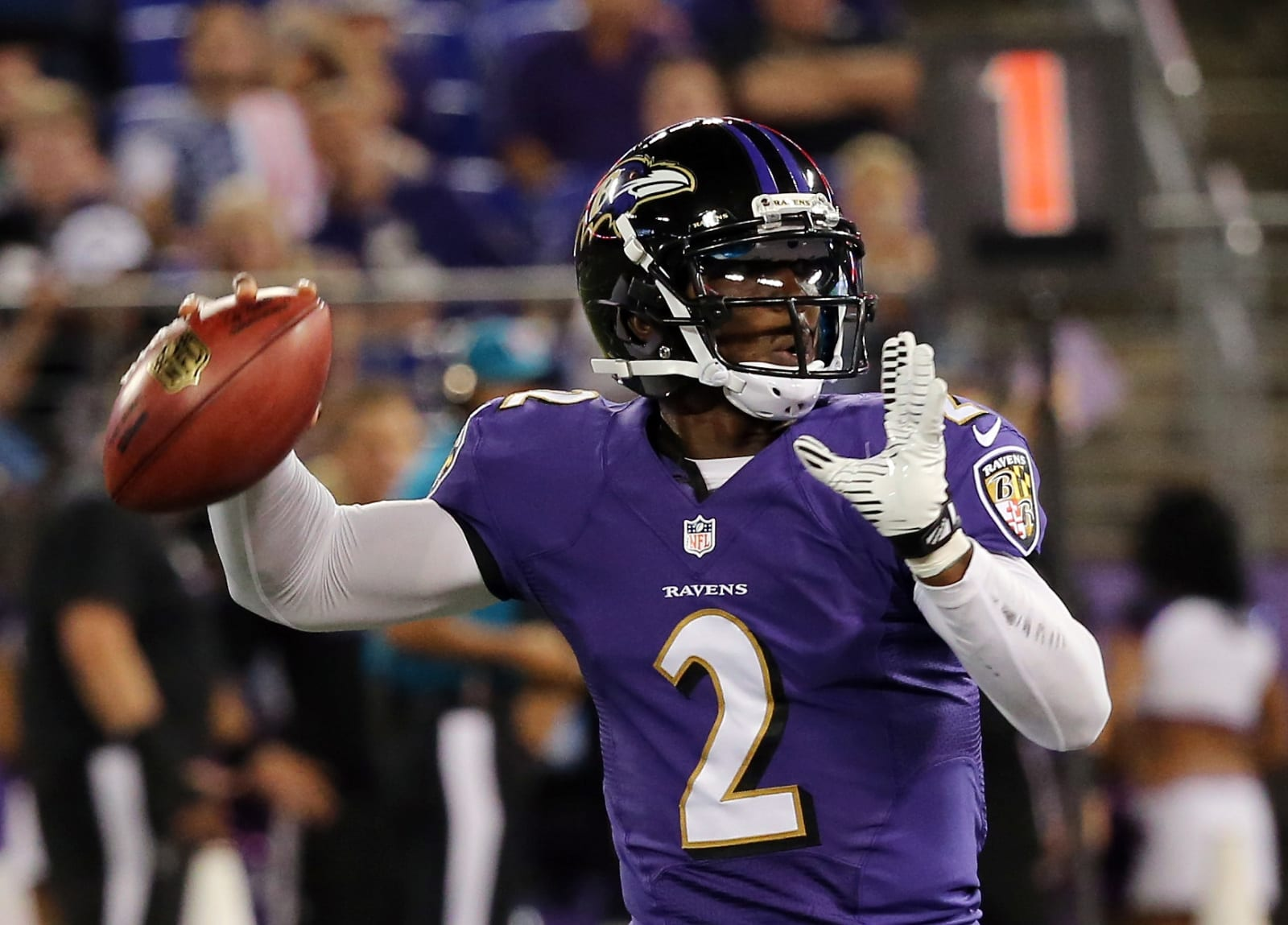 Back-up quarterback options for Ravens with Joe Flacco trade - Page 4