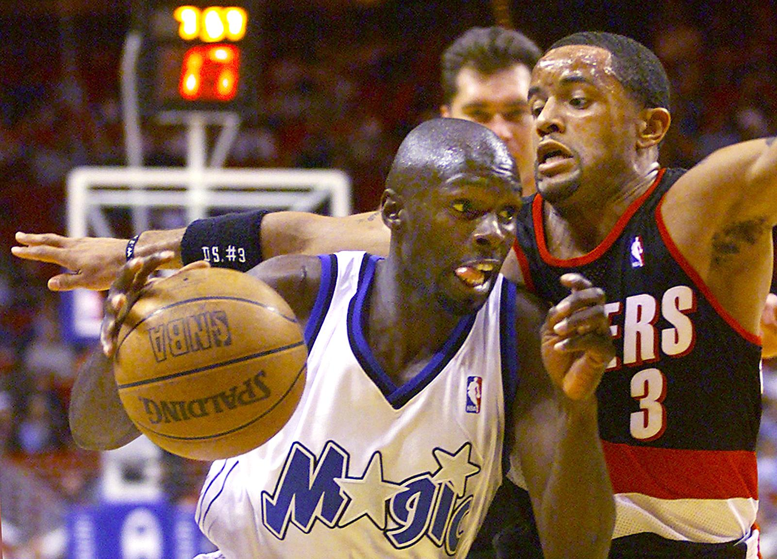 Darrell Armstrong, Orlando Magic, Portland Trail Blazers