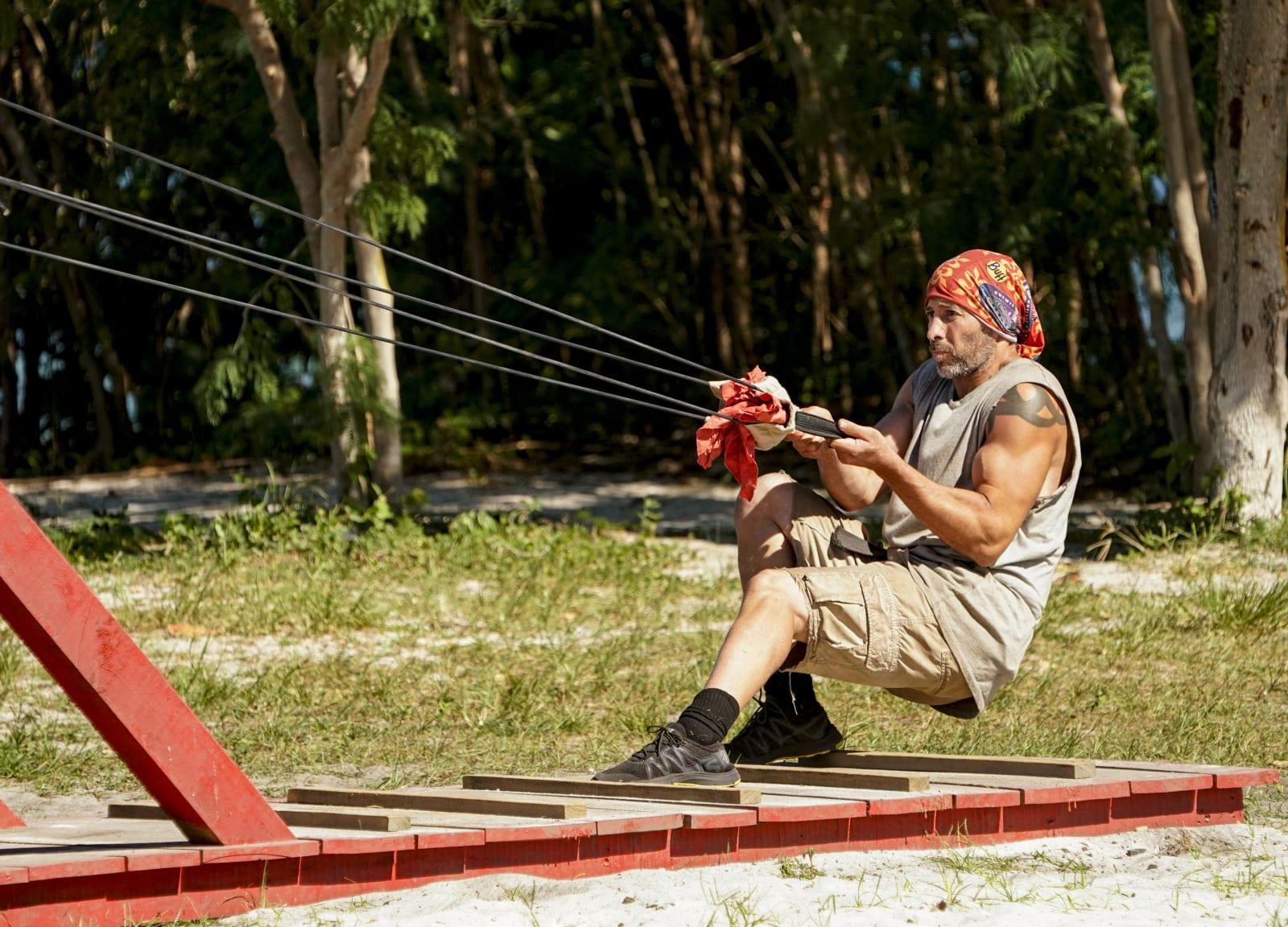 Tony Vlachos Survivor Winners at War episode 7