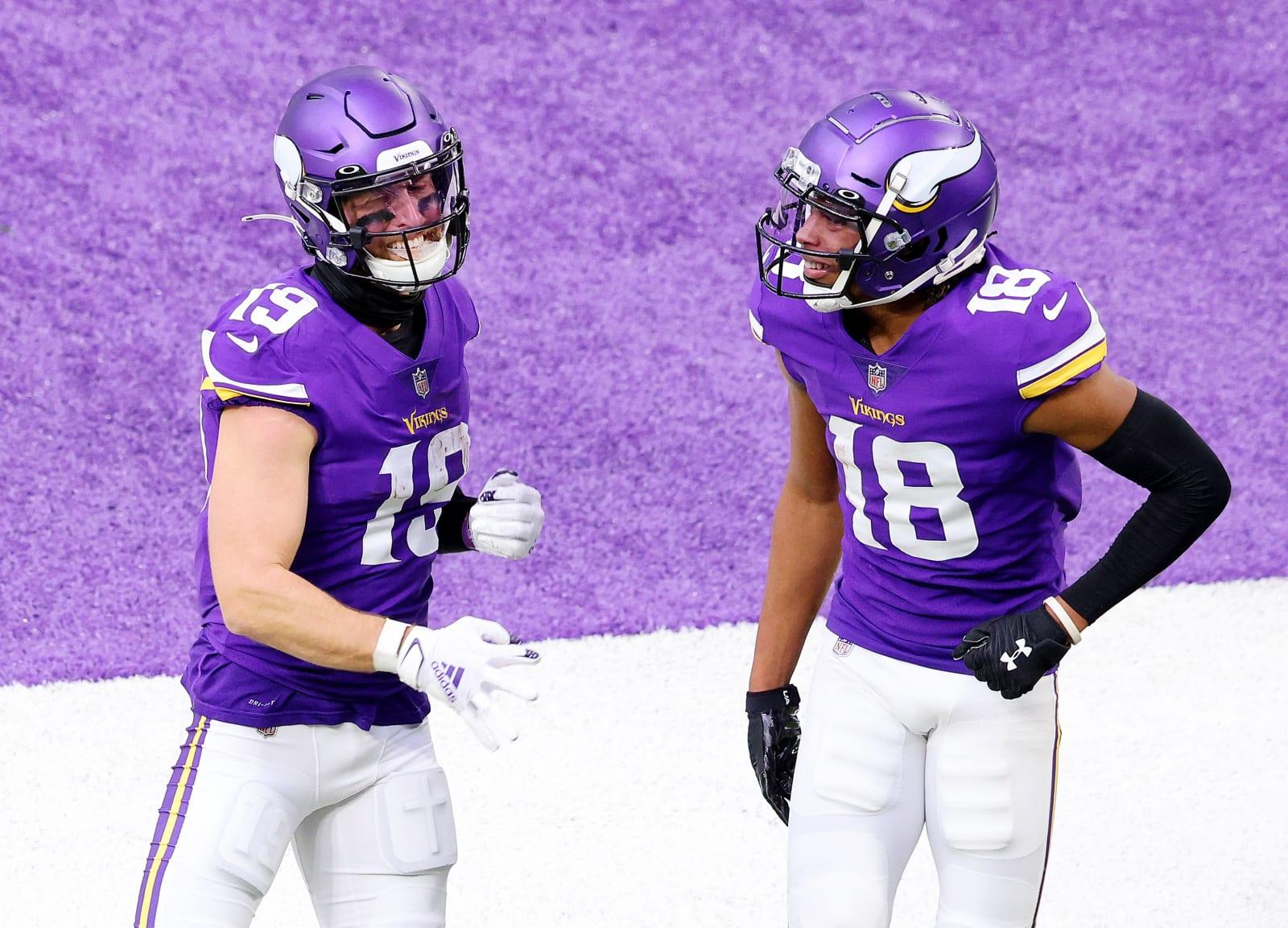 Adam Thielen injury, Minnesota Vikings