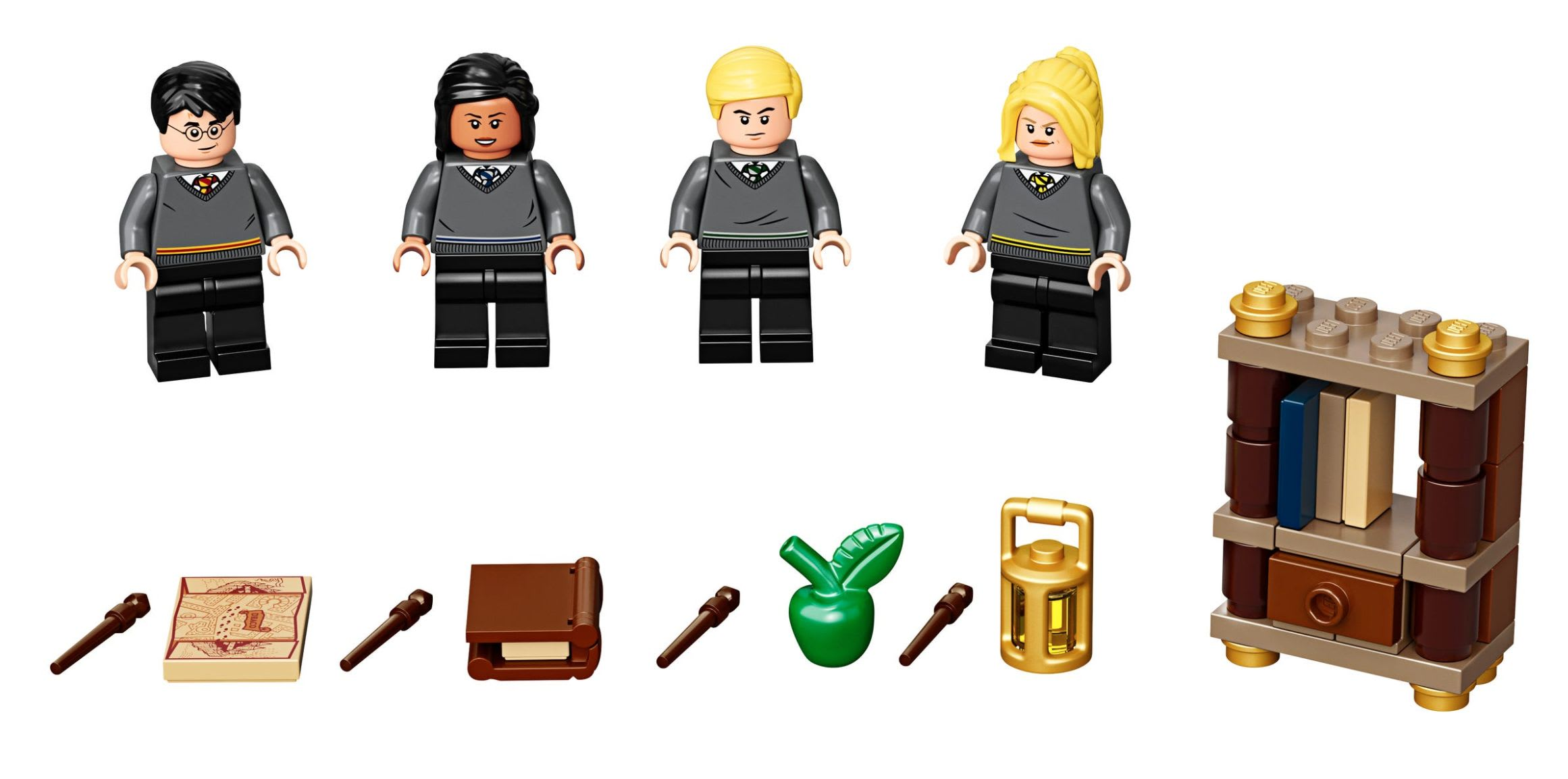 Discover the LEGO Harry Potter Student Accessory set available at LEGO.