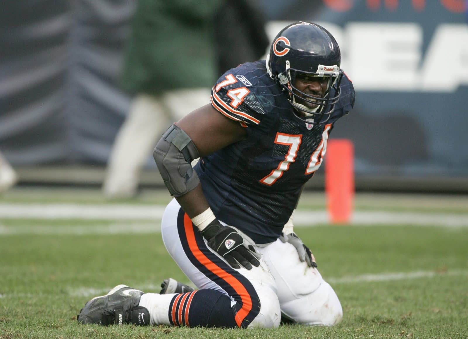 Ruben Brown, Chicago Bears