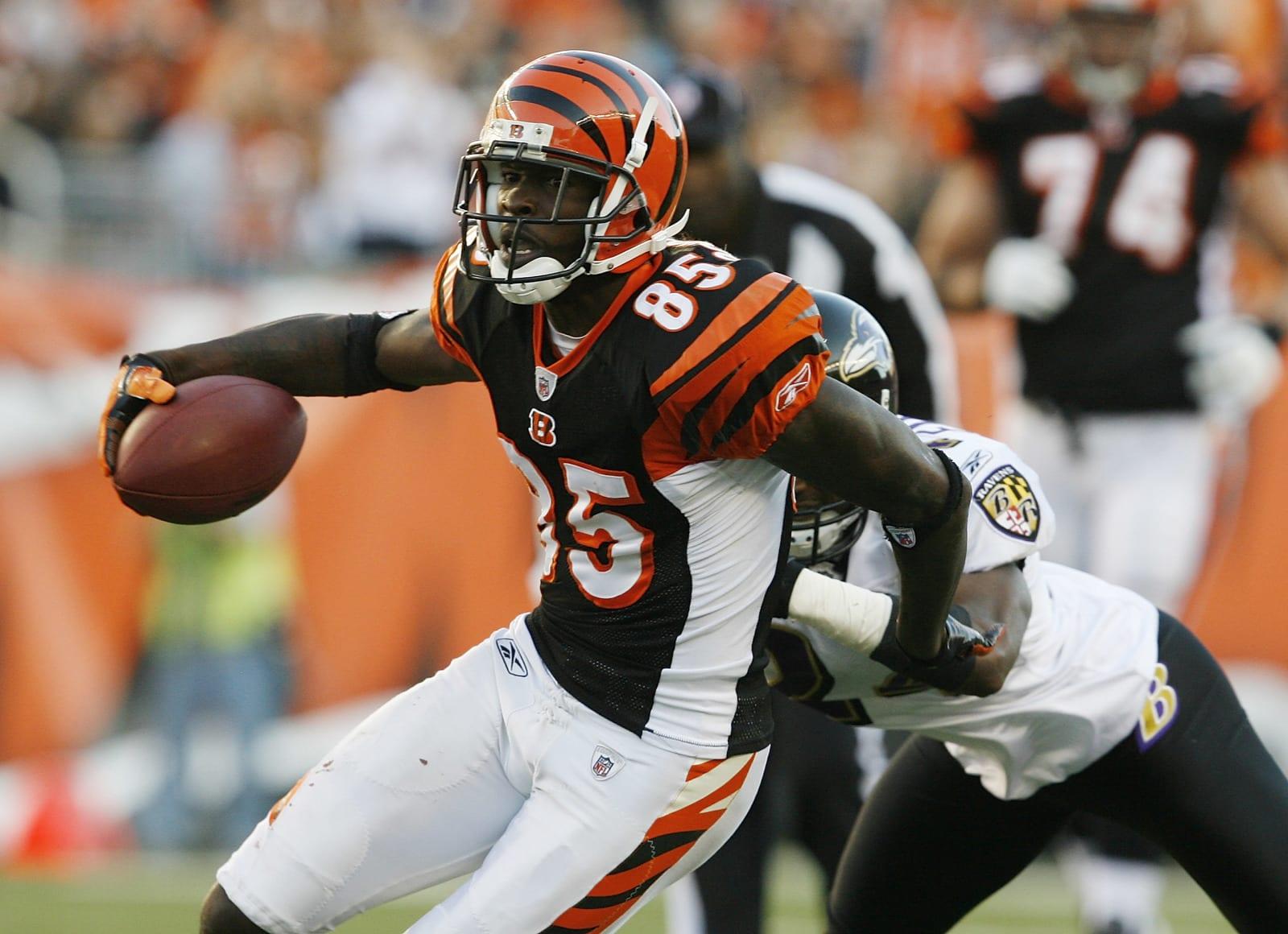 Chad 'Ochocinco' Johnson, Cincinnati Bengals