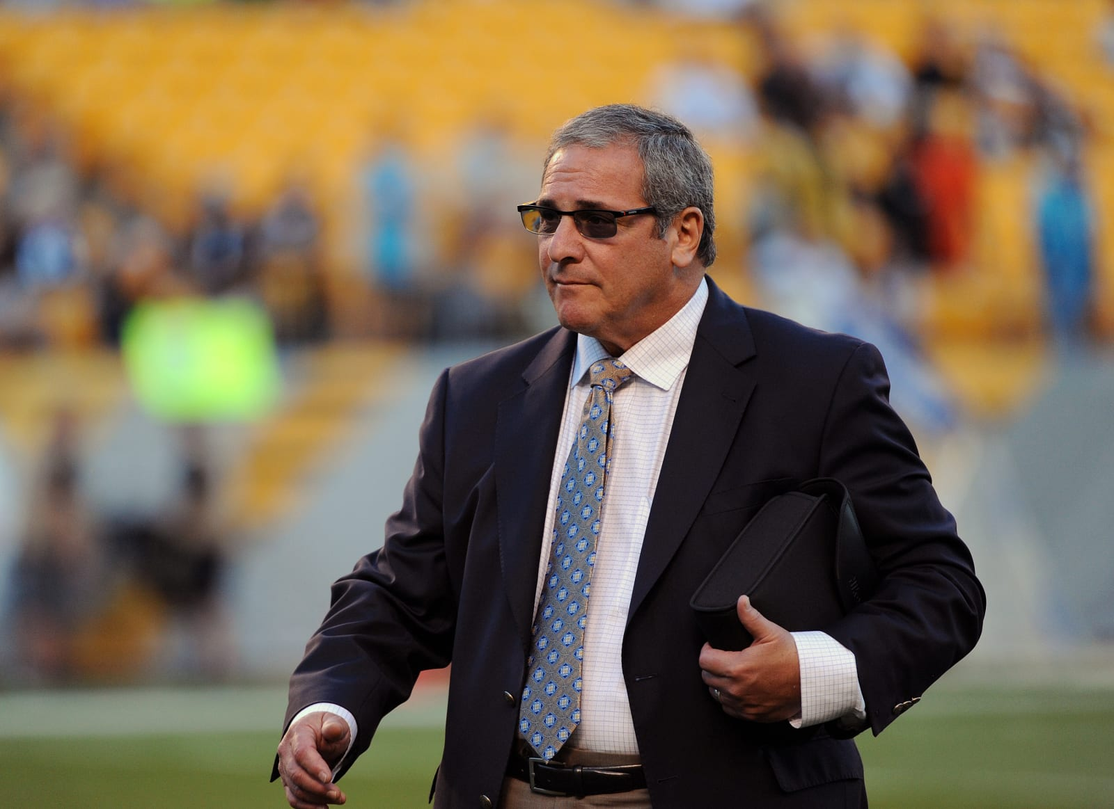 New York Giants general manager Dave Gettleman