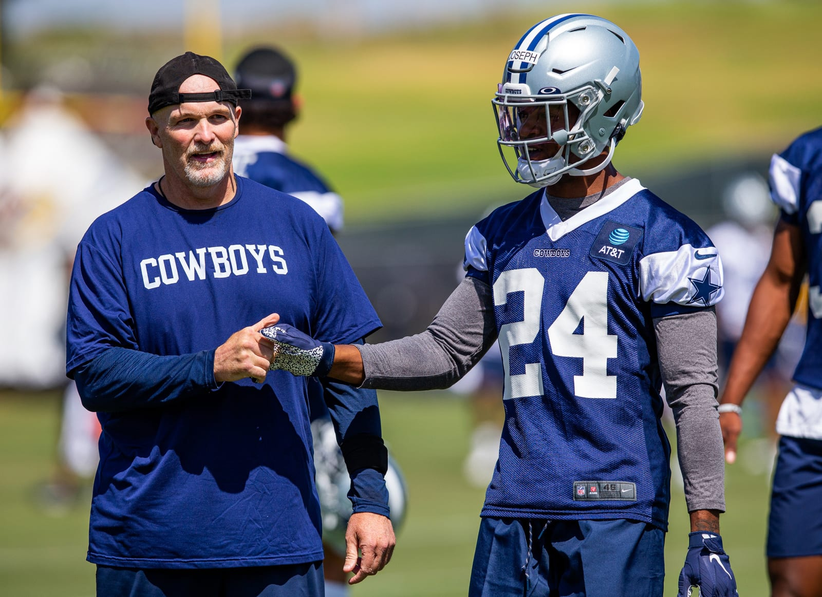 Kelvin Joseph, Dallas Cowboys