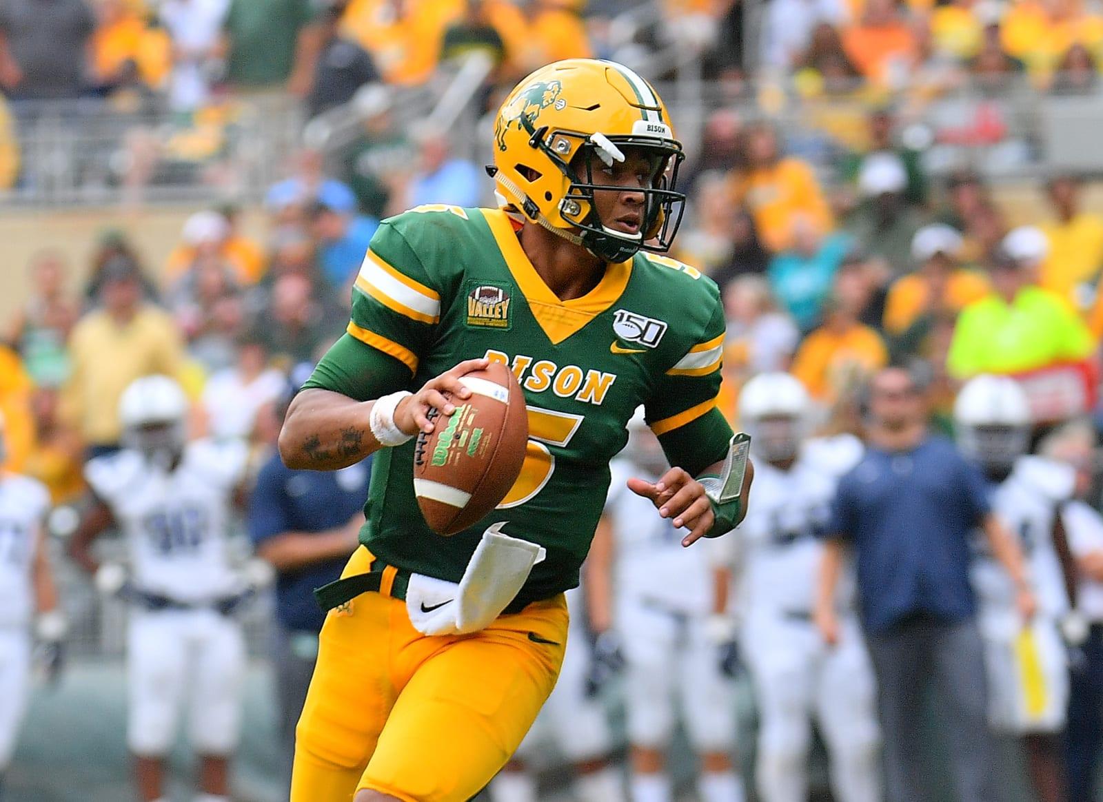 Trey Lance, Detroit Lions, 2021 NFL mock draft