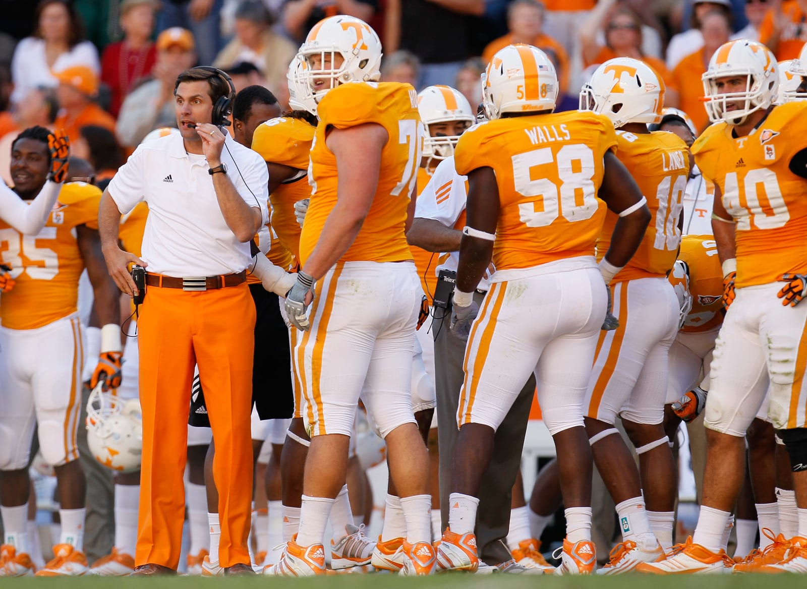 Tennessee football: Ranking Vols 10 years coming off coach ...