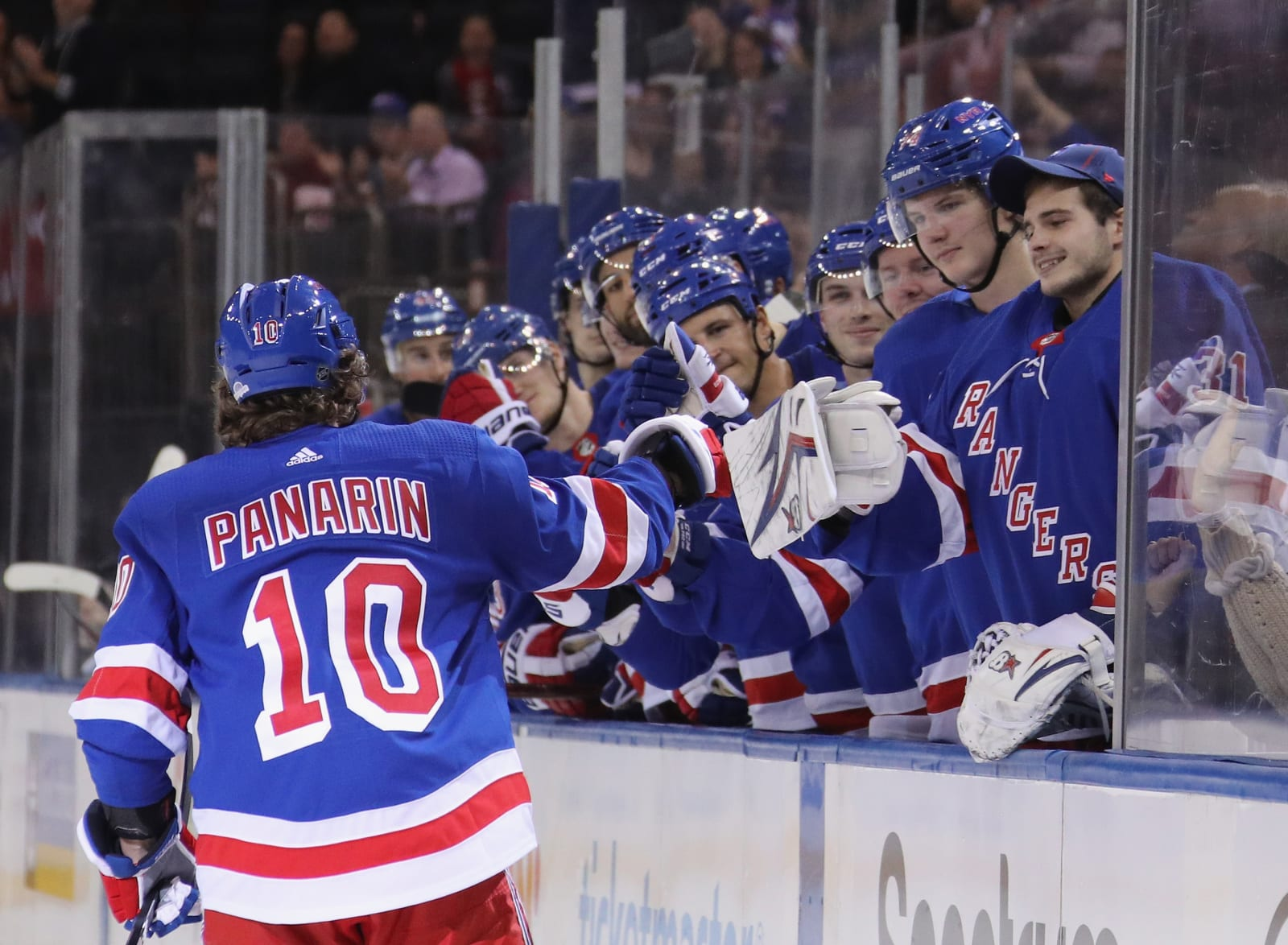 New York Rangers No Need To Panic About Panarin