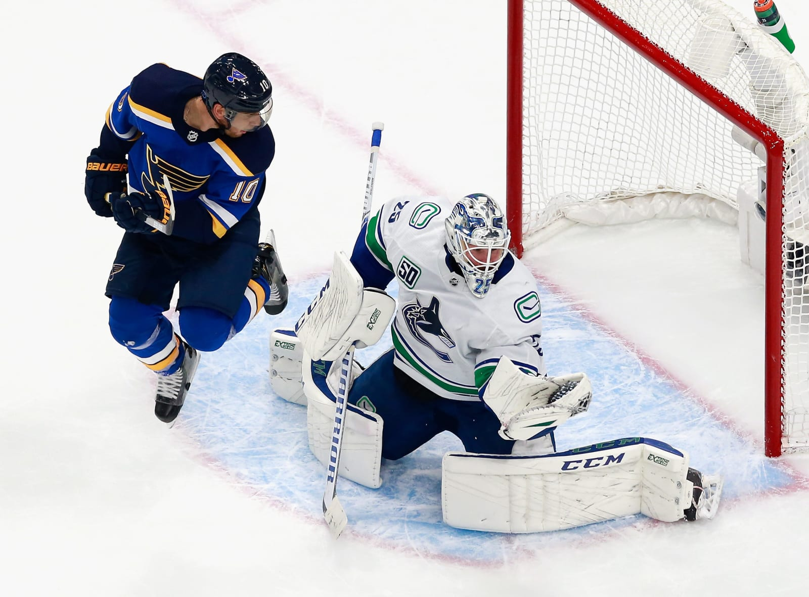 Canucks 3 Takeaways From Monster Win Vs St Louis Blues Page 2