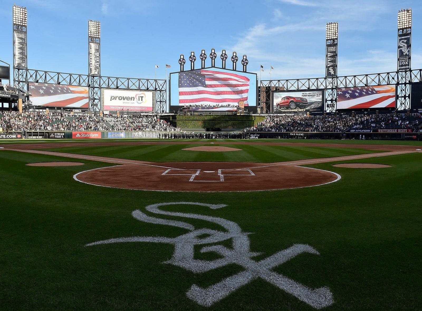 Chicago White Sox Yermin Mercedes