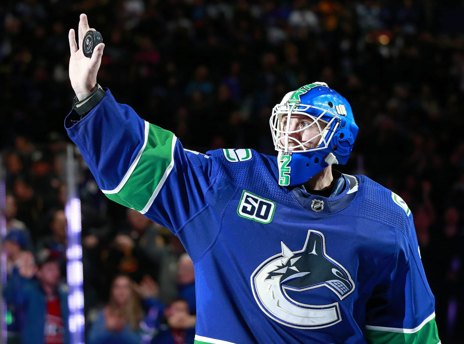Canucks 3 Reasons Why They Shouldn T Re Sign Jacob Markstrom
