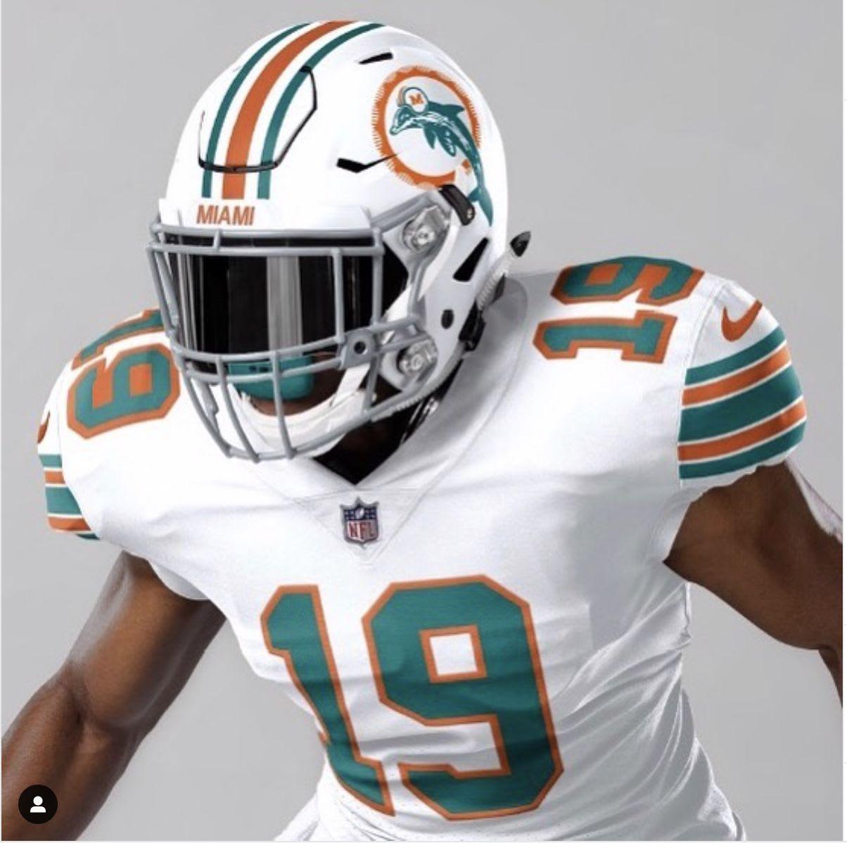 Miami Dolphins Tom Garfinkel drops