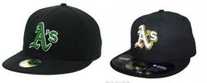 Neither black alternate design lasted long and had to be the ugliest in Oakland Athletics history.
