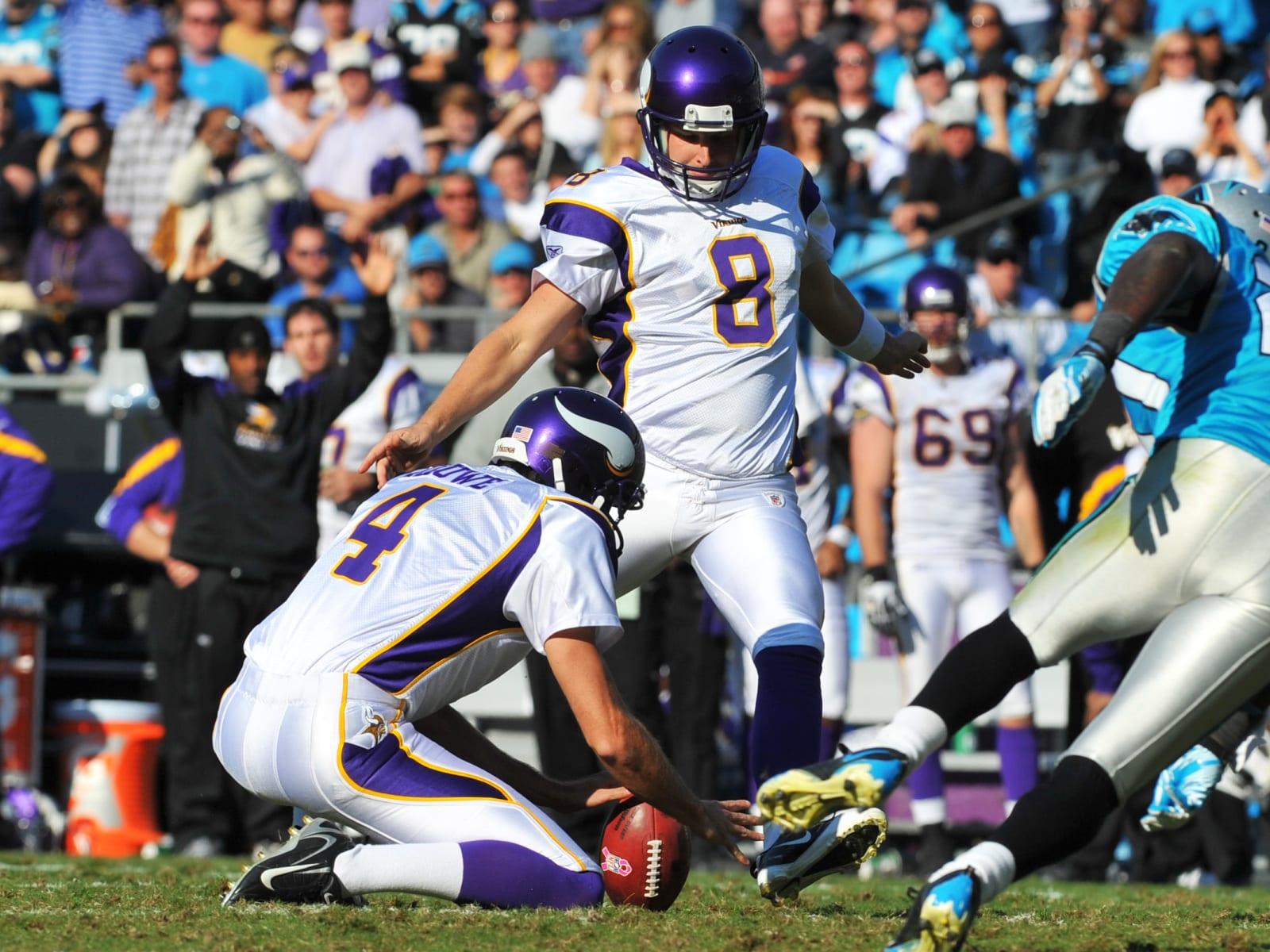Ryan Longwell, Minnesota Vikings