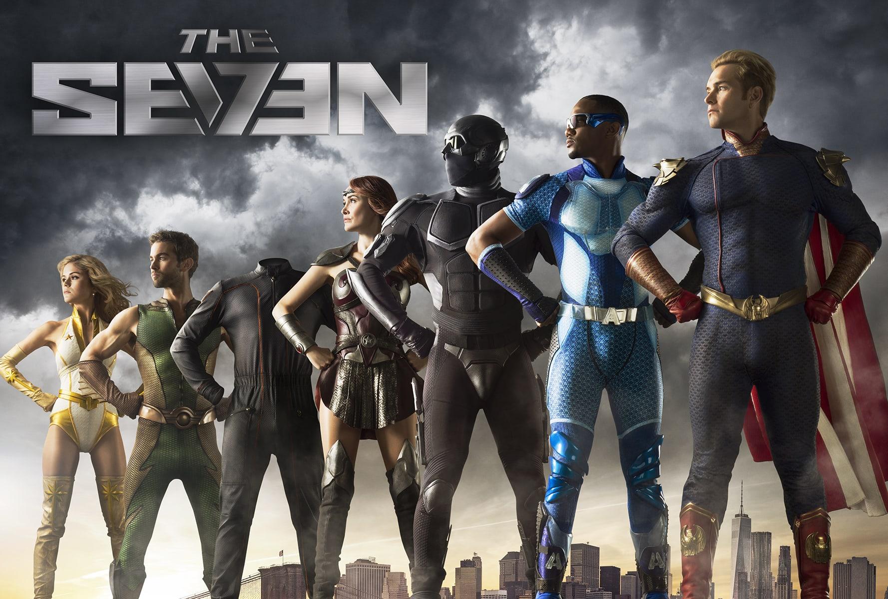 The Seven The Boys, Amazon