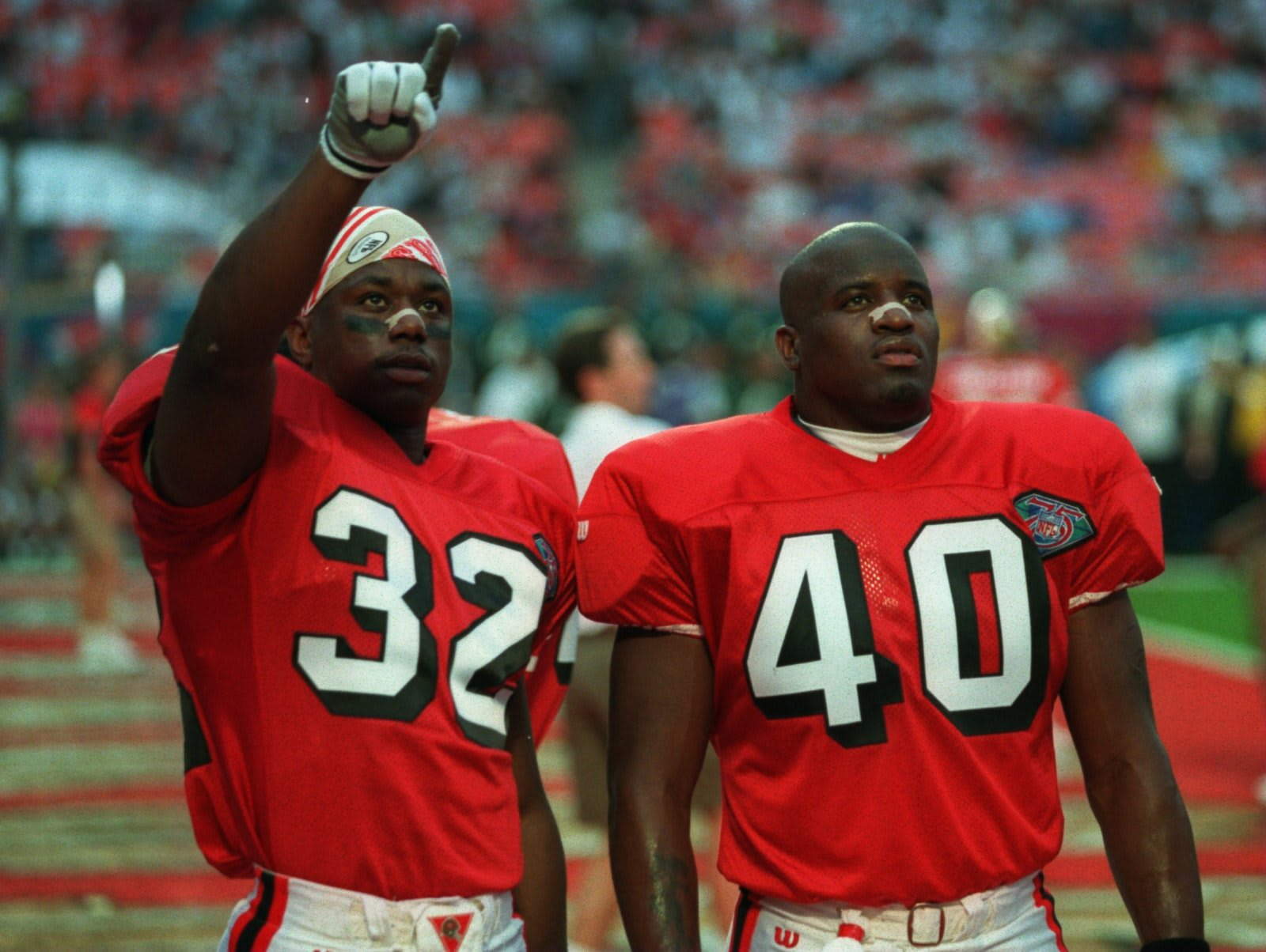 49ers Ranking Best Jerseys And Uniforms In Team History Page 5