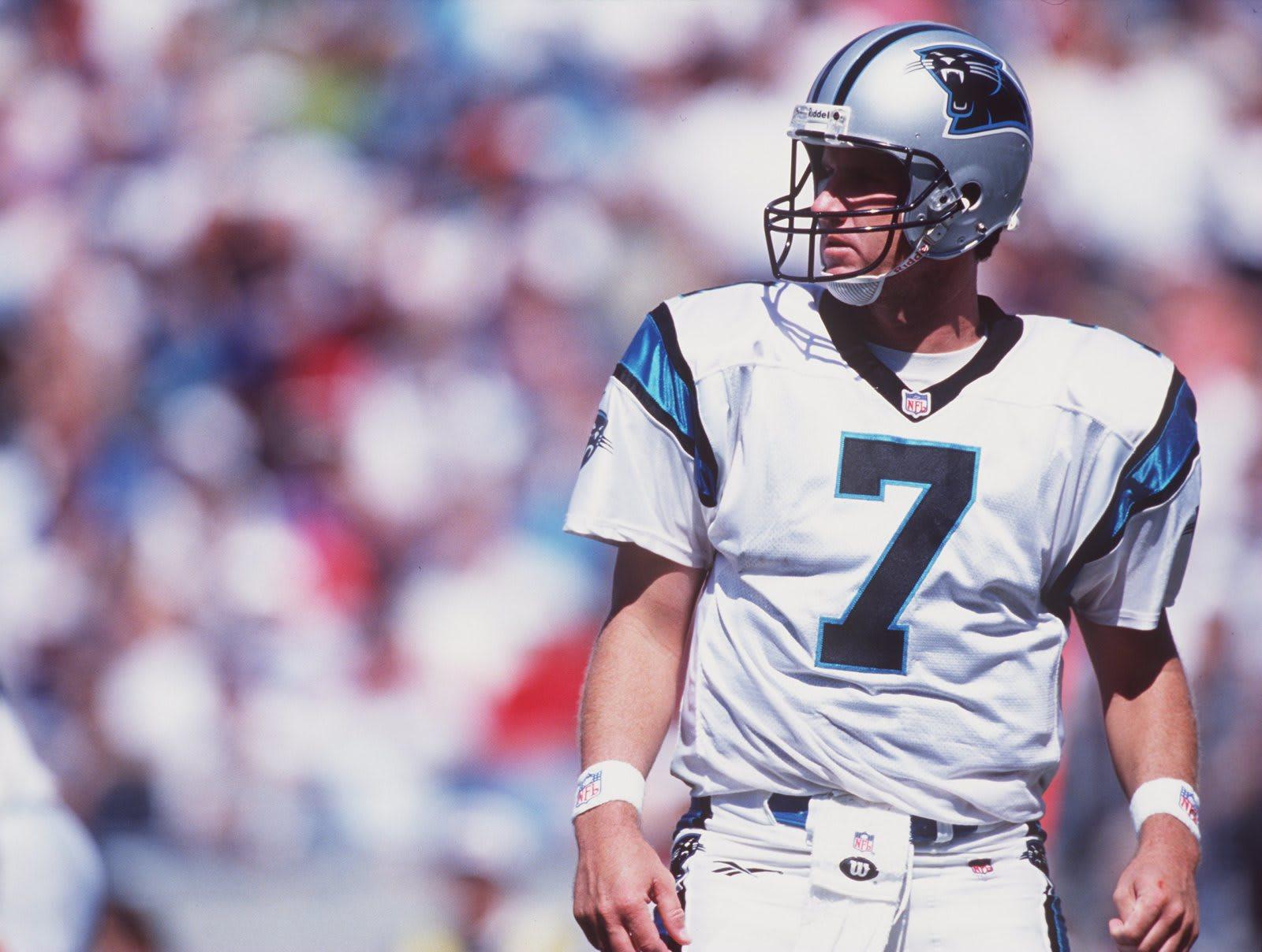 Steve Beuerlein, Carolina Panthers
