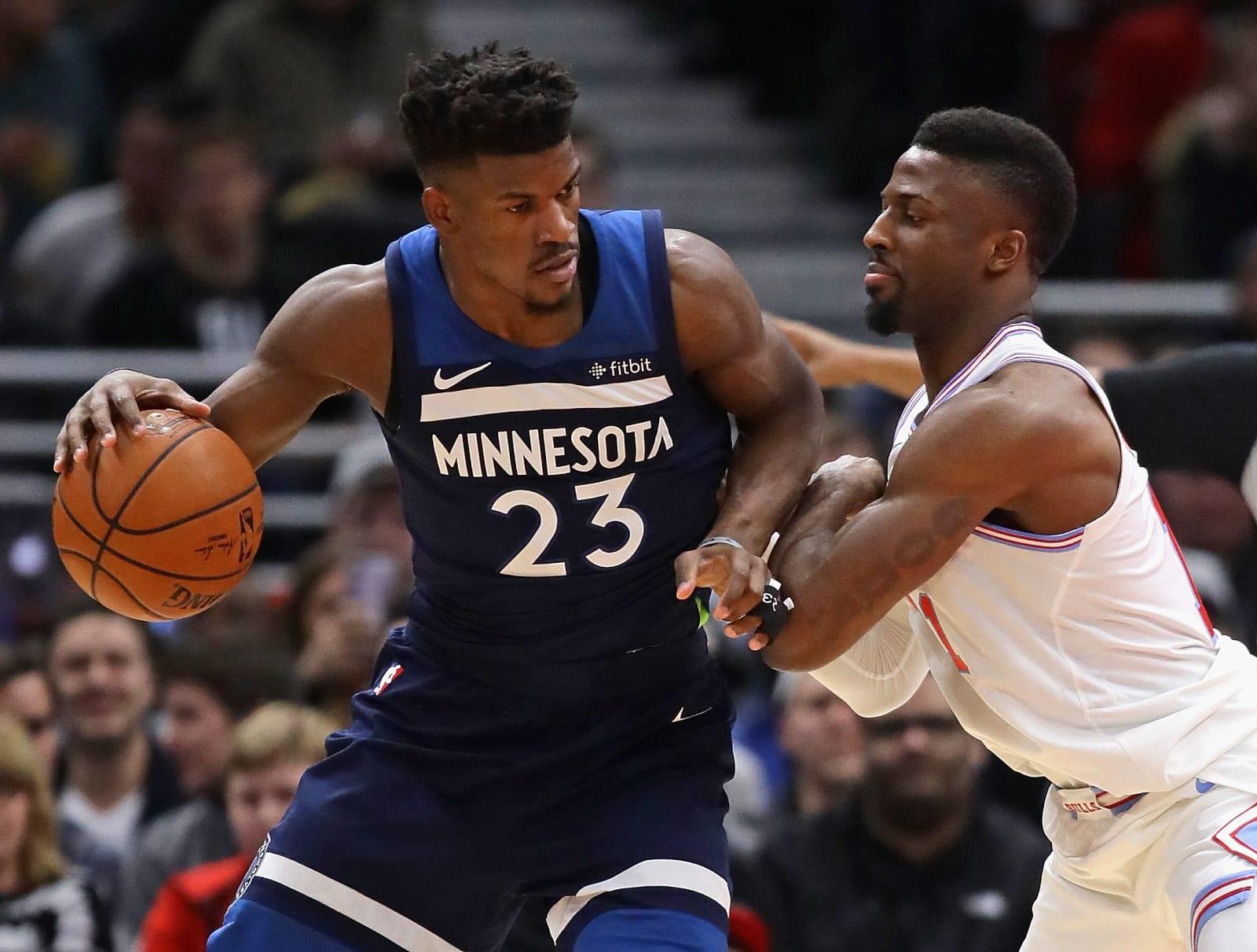 Minnesota Timberwolves Jimmy Butler