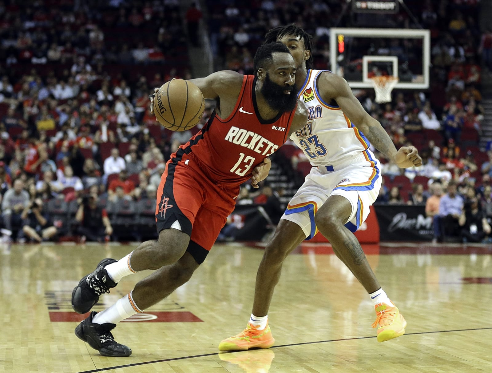 NBA Playoffs: Everything you need to know about Rockets vs Thunder