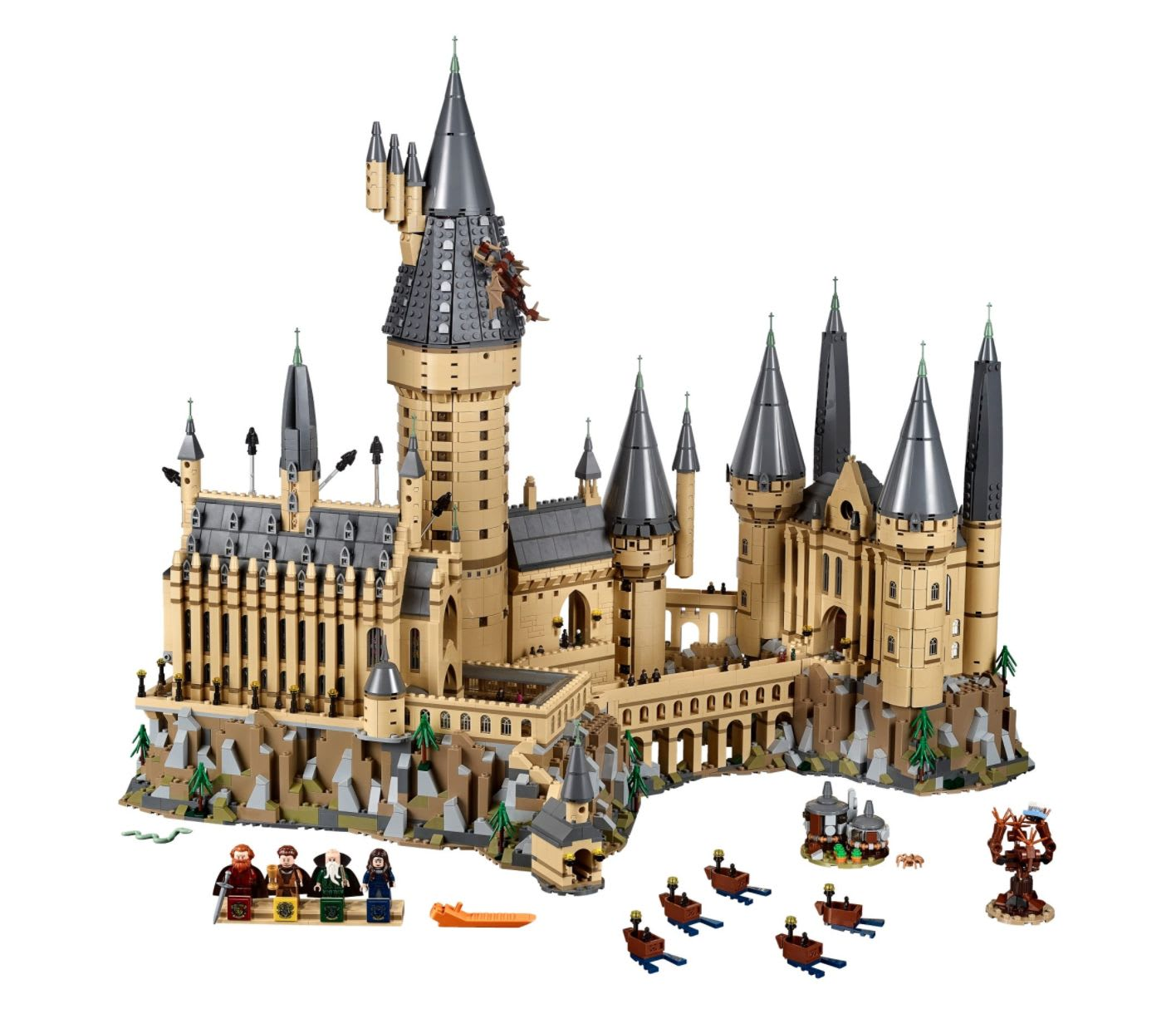 Discover the LEGO Harry Potter Hogwarts Castle set available at LEGO.