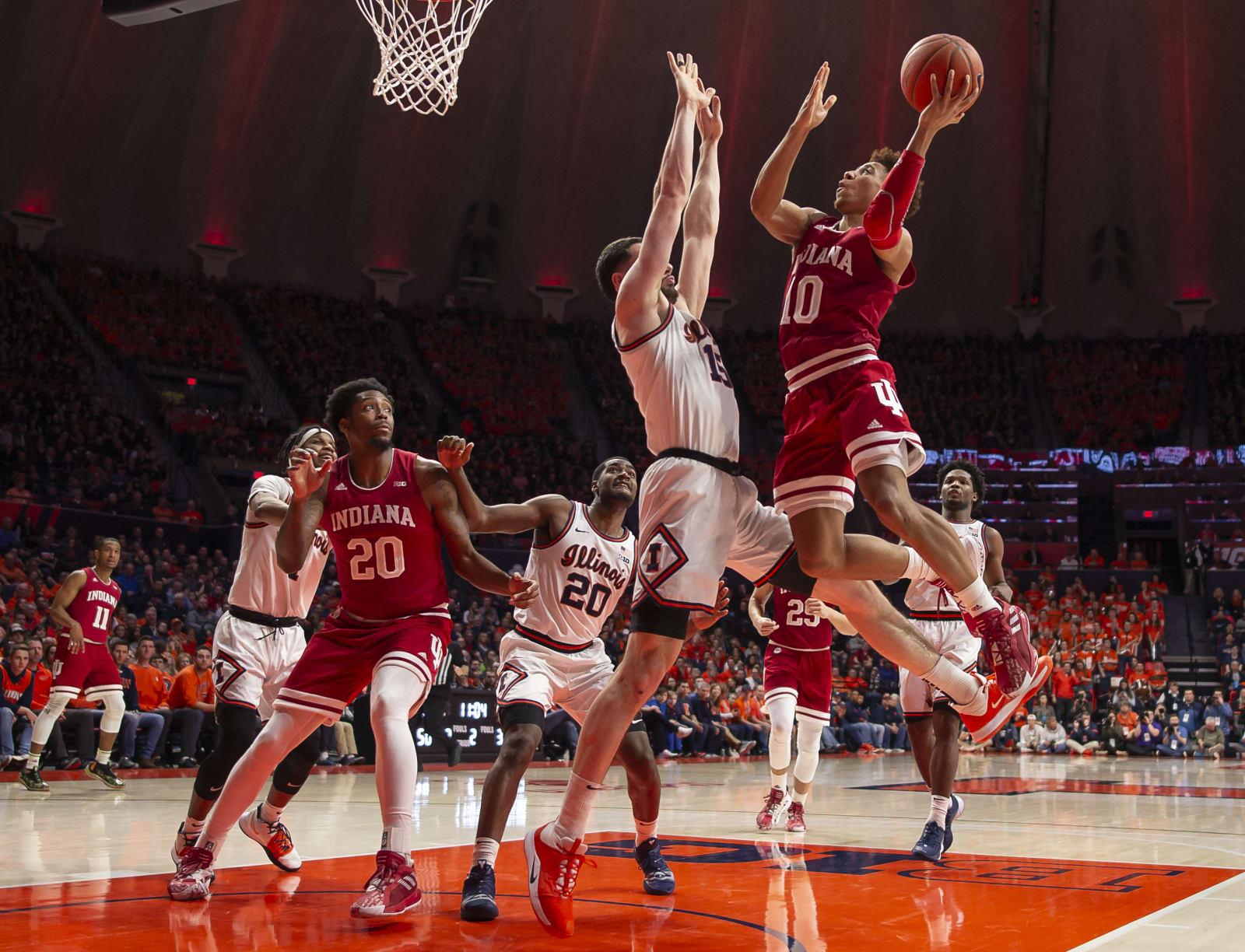 Isaac McKneely NCAA Basketball