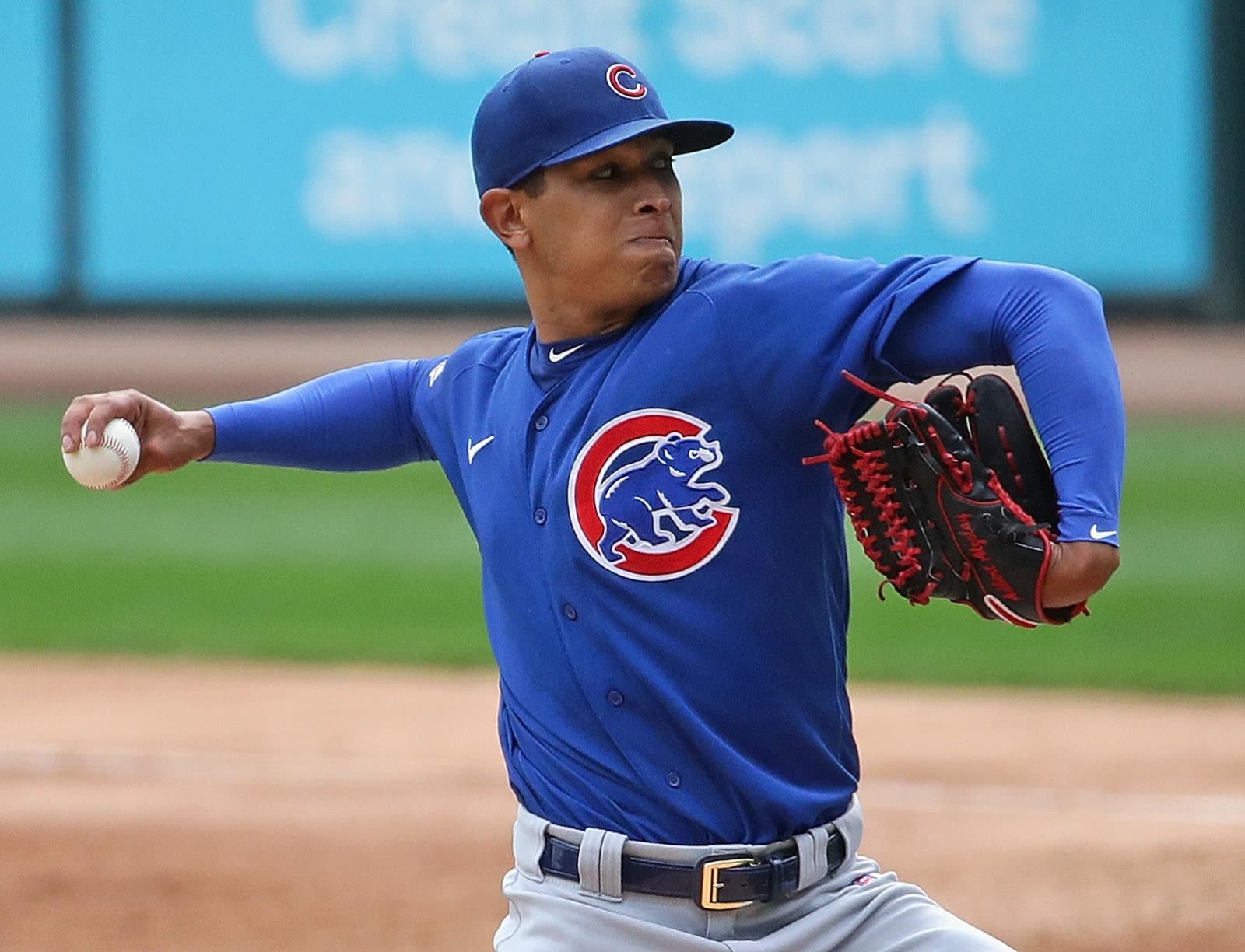 Chicago Cubs / Adbert Alzolay