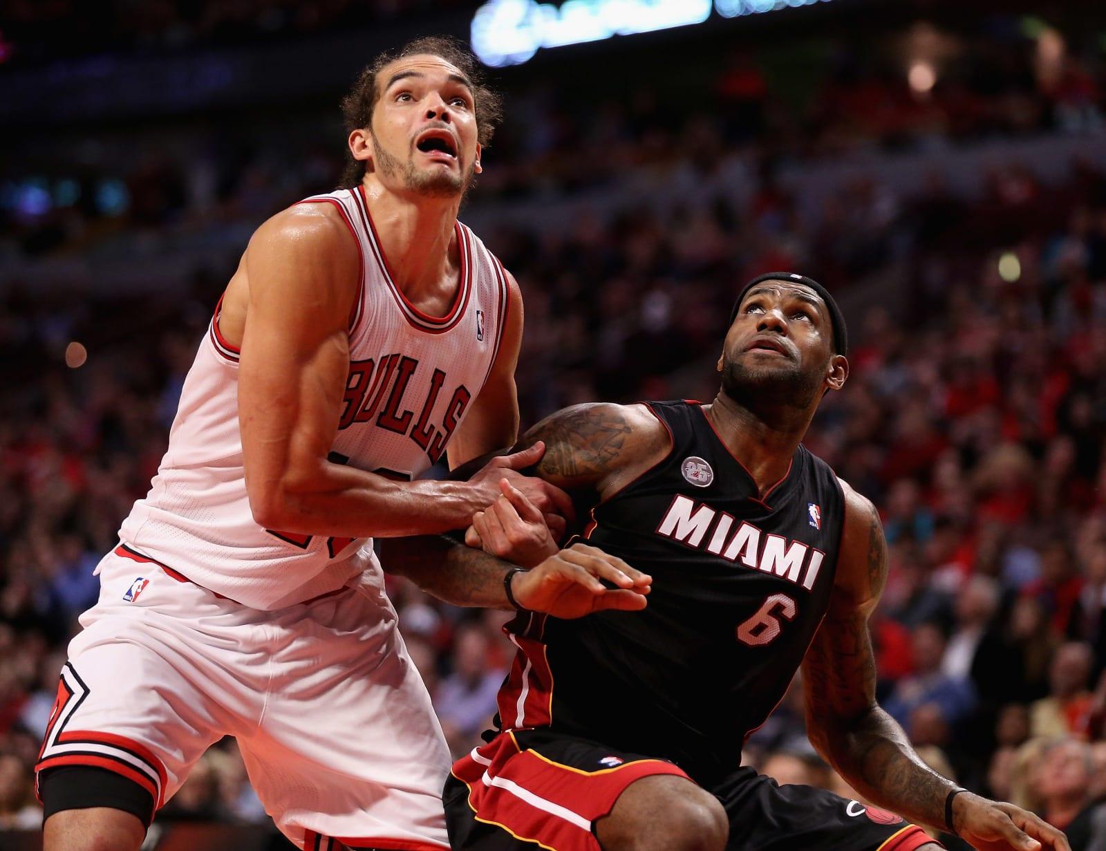 Clippers, Joakim Noah