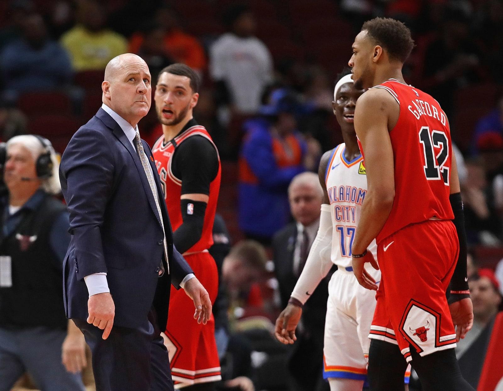 Chicago Bulls, Jim Boylen