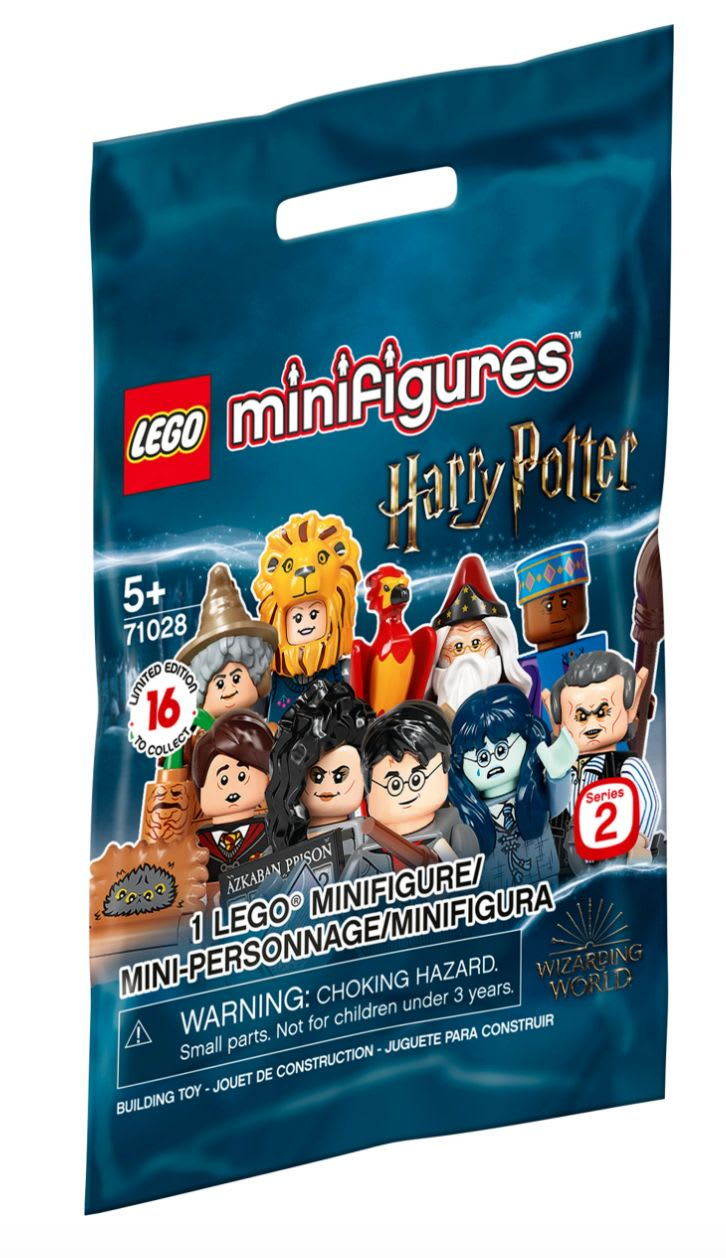 Discover the LEGO Harry Potter Series 2 minifigures available at LEGO.