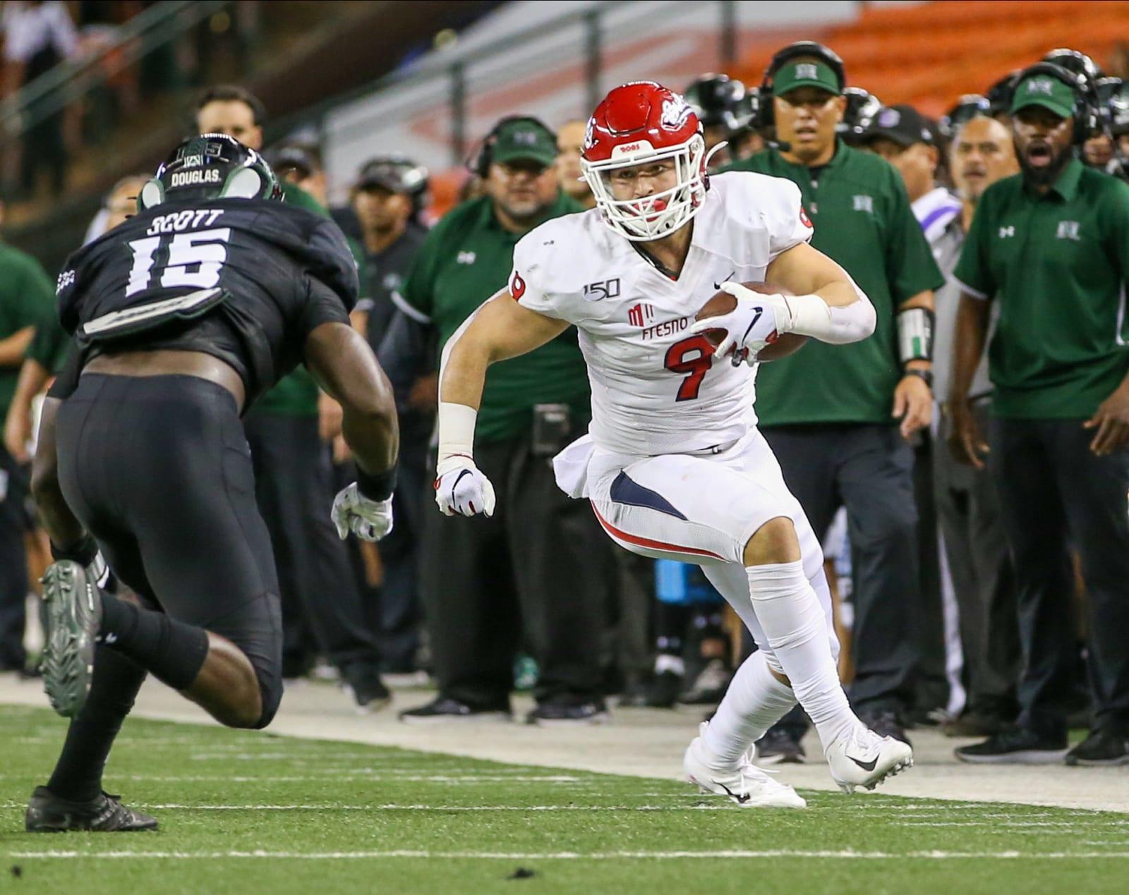Josh Hokit, Fresno State Bulldogs