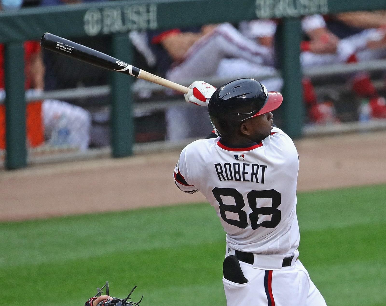 Chicago White Sox Luis Robert