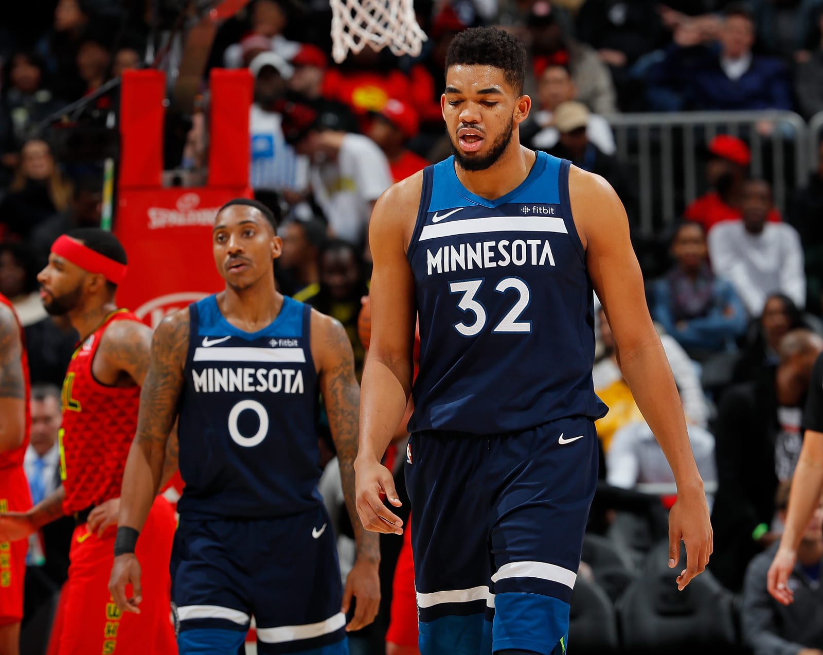 Minnesota Timberwolves Karl-Anthony Towns