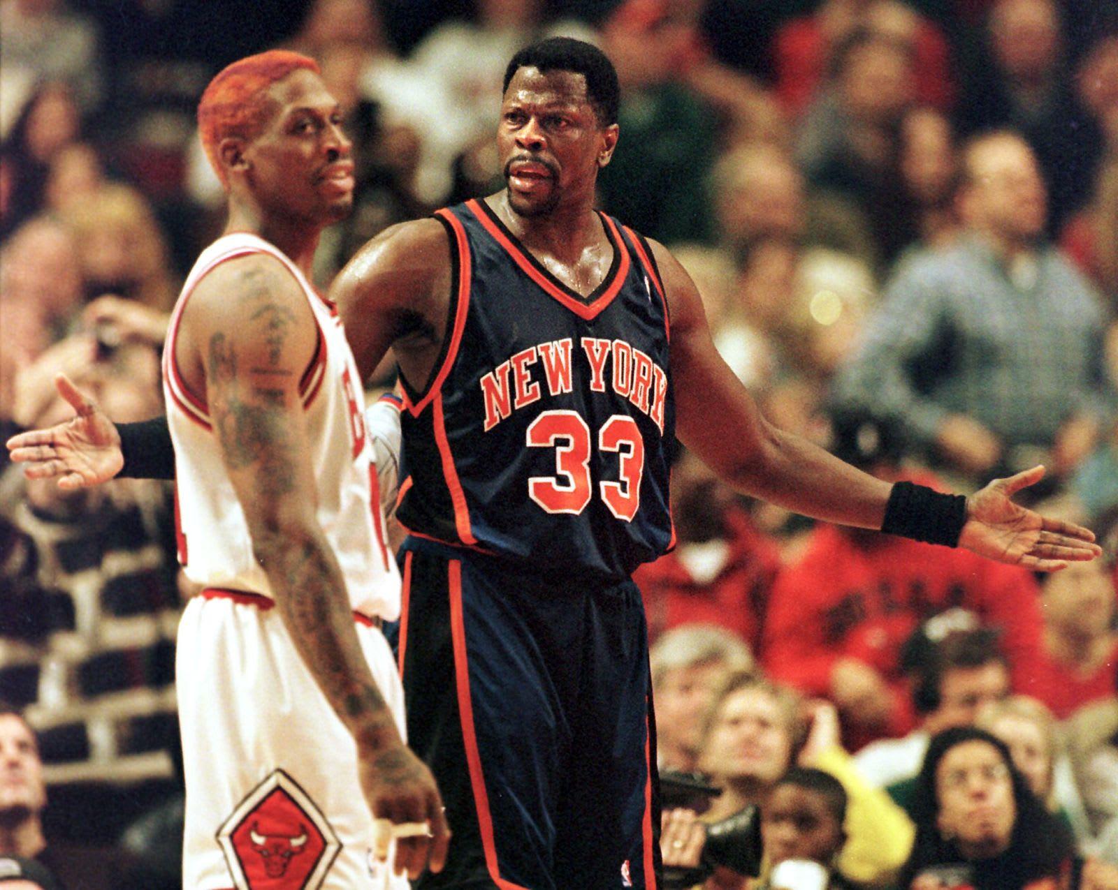 Chicago Bulls 3 Biggest Rivals From The Last Dance 1997 98 Season