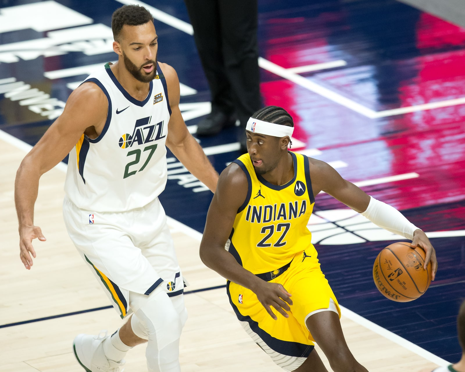 Indiana PacersCaris LeVert, Indiana Pacers