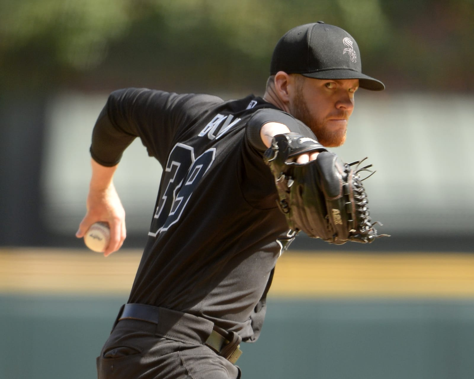 Chicago White Sox Aaron Bummer