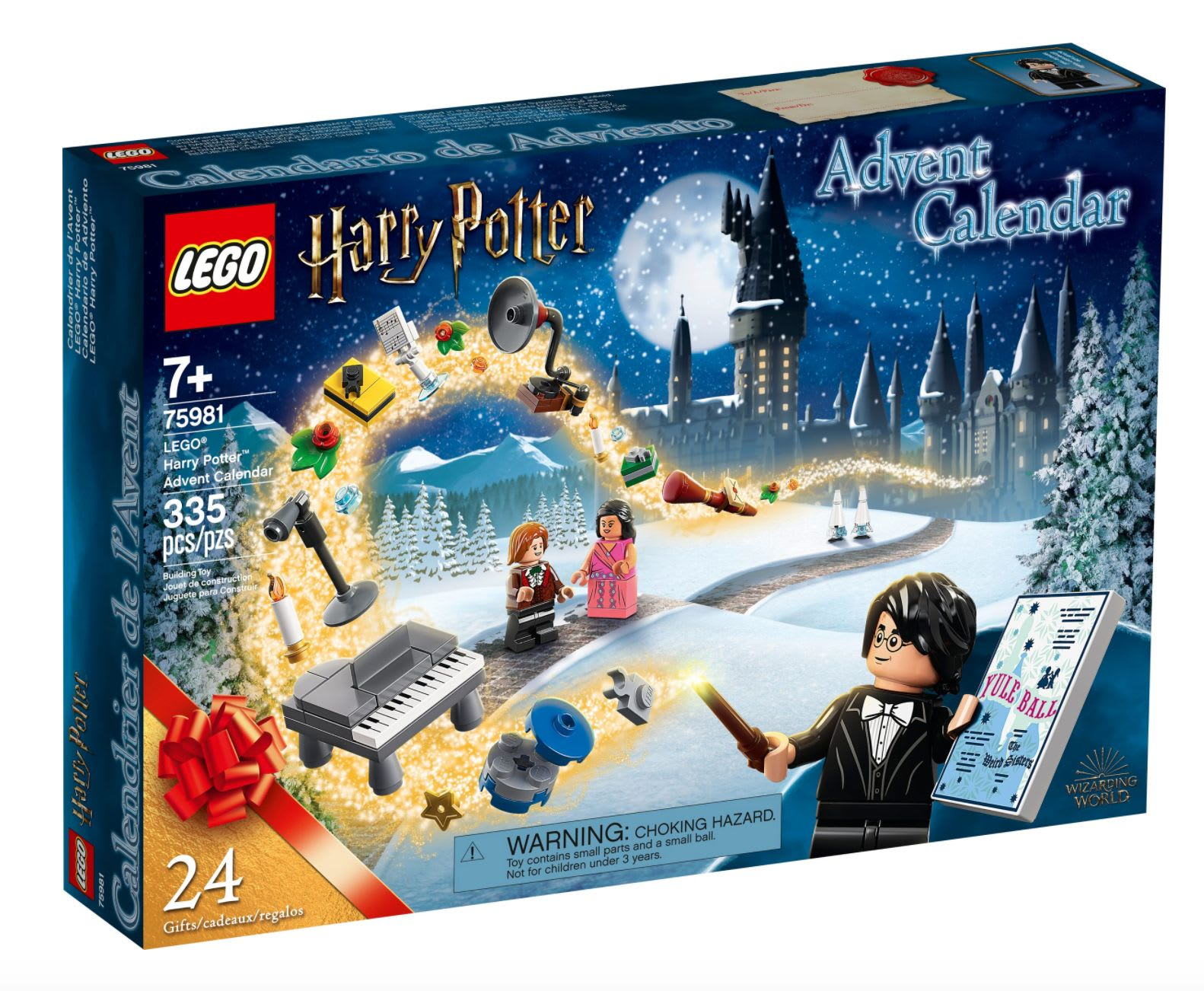 Discover the LEGO Harry Potter 2020 Advent Calendar available at LEGO.