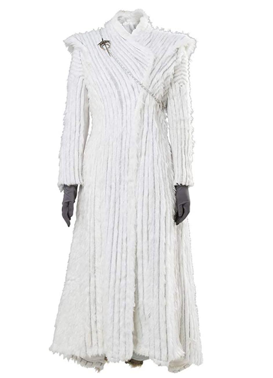 Discover Cosplaysky's Daenerys Targaryen costume on Amazon.