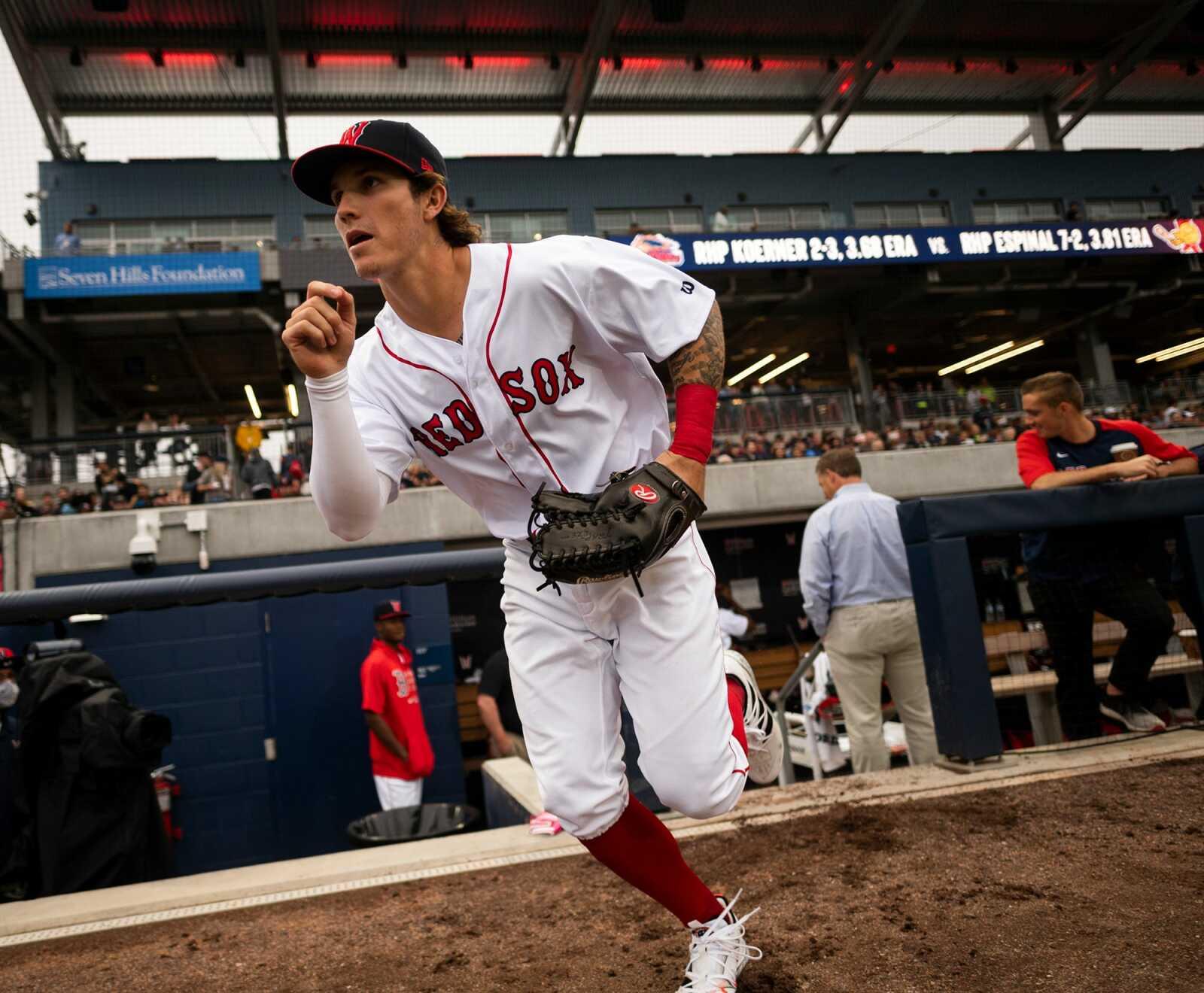 Red Sox OF Jarren Duran