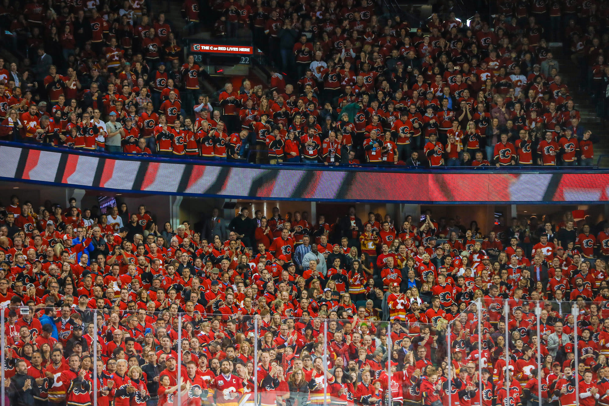 Calgary Flames Wishlist For That New Arena Ownership Is Lobbying For