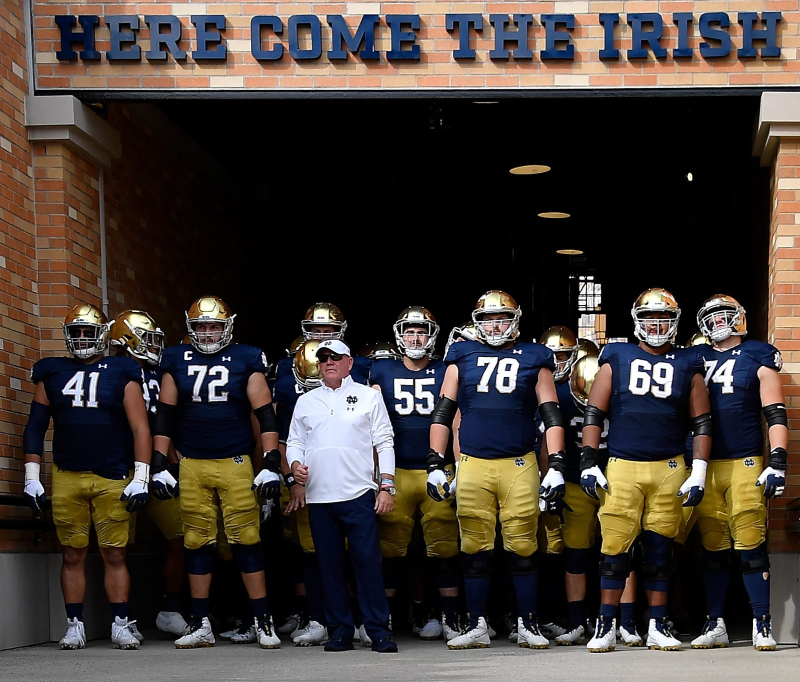 Notre Dame Football