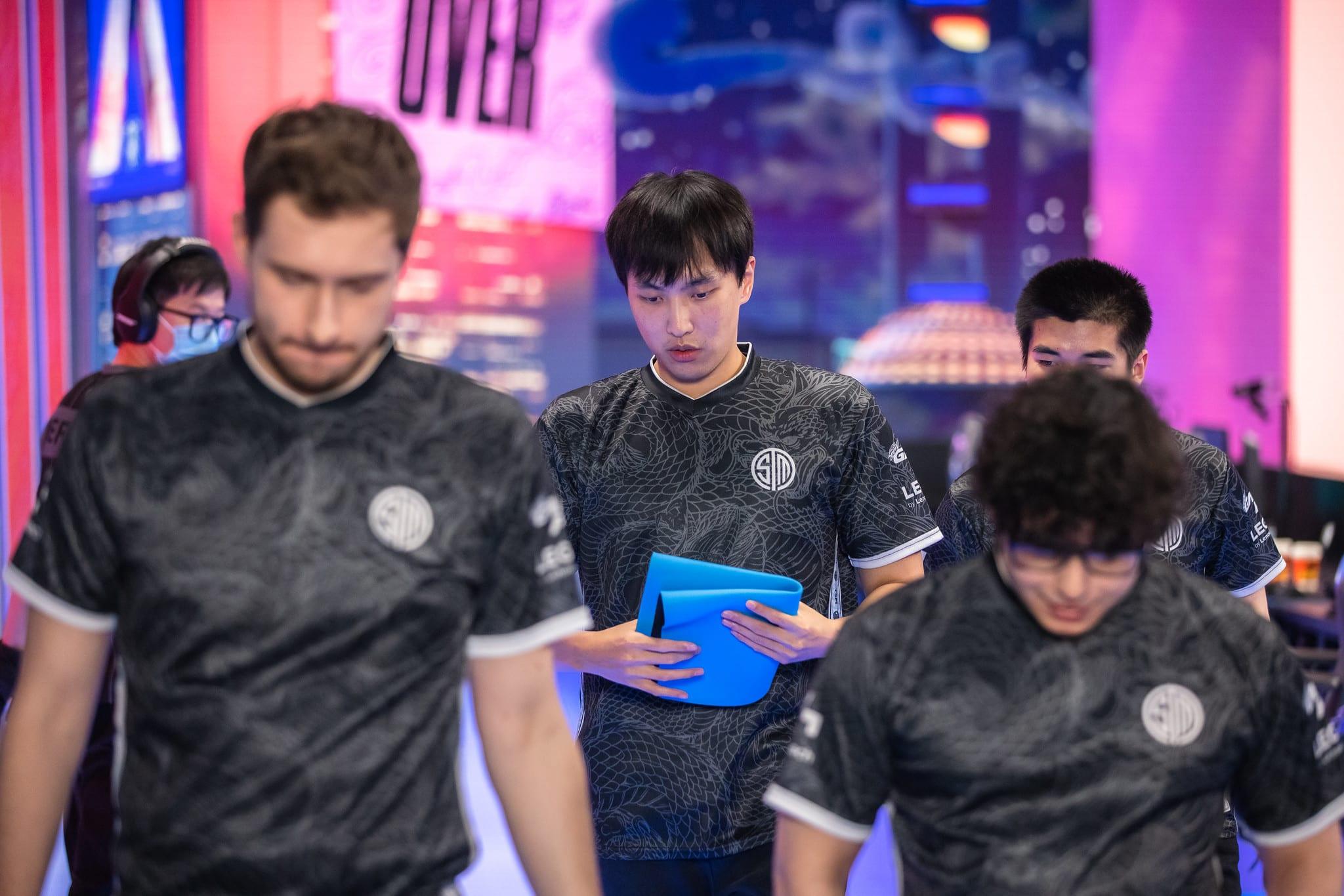 Team SoloMid, TSM, LCS, League of Legends